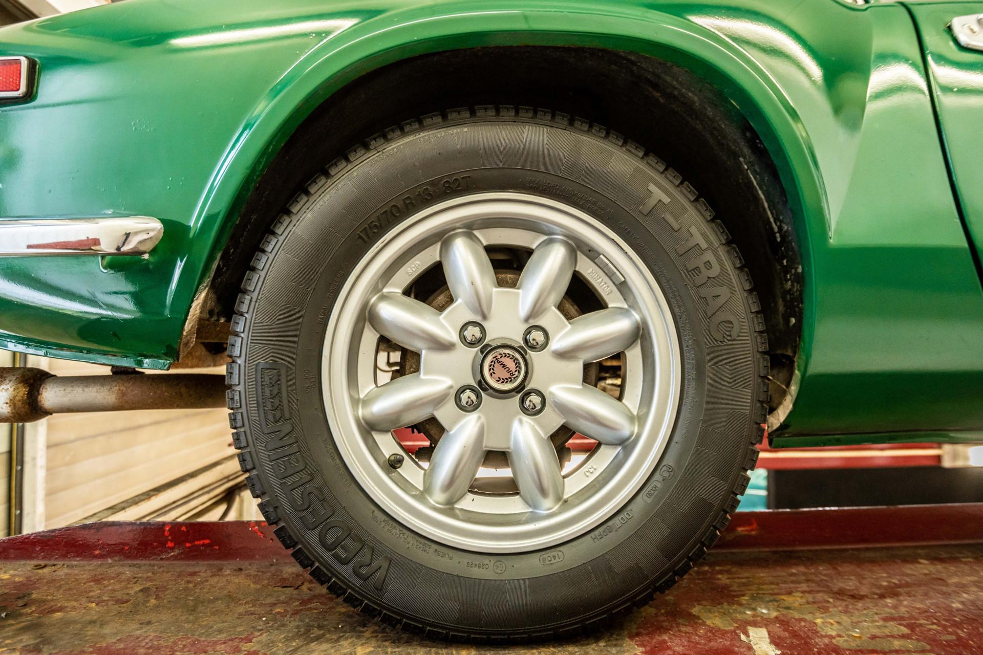 Triumph GT6 MKIII Foto 55