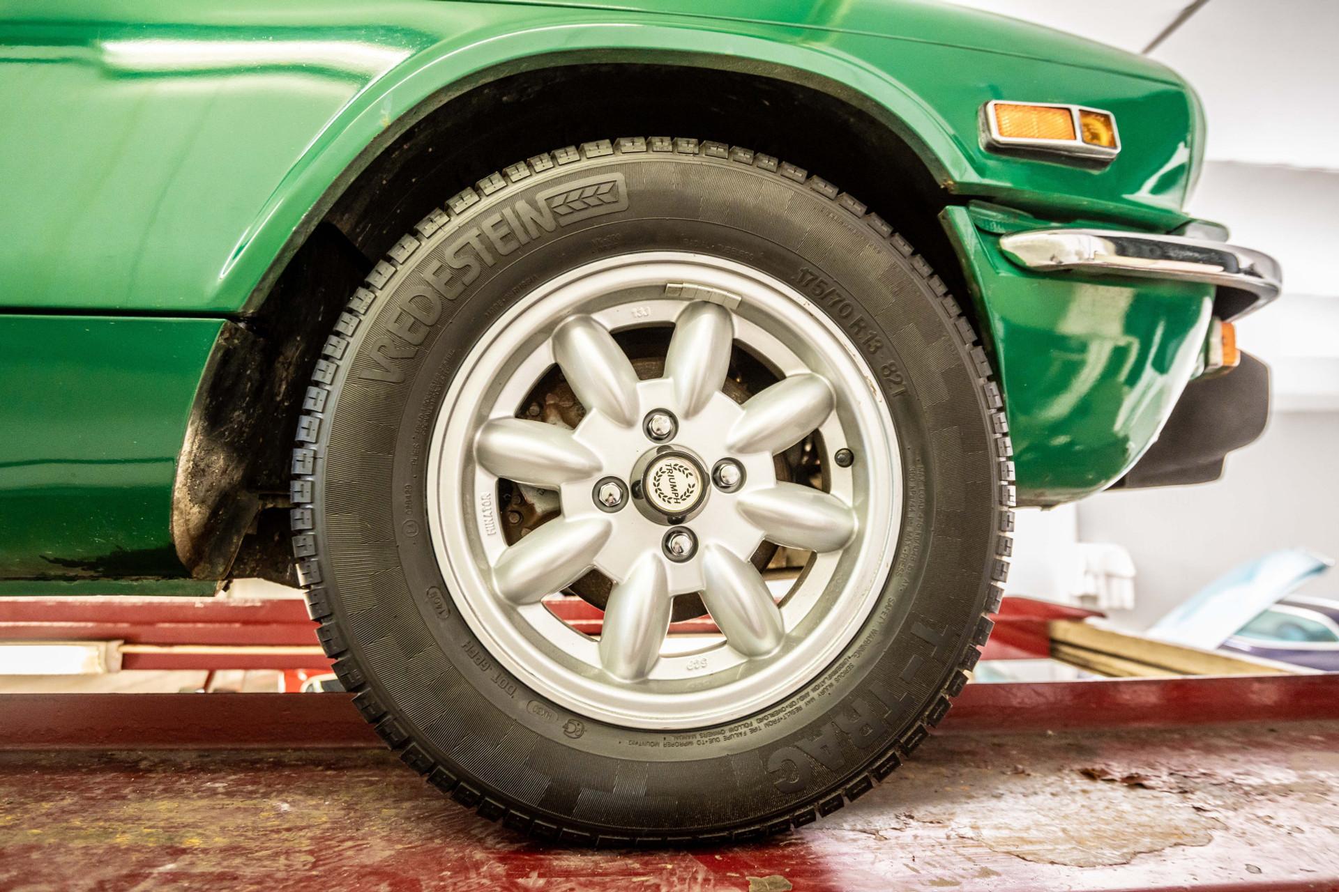 Triumph GT6 MKIII Foto 56