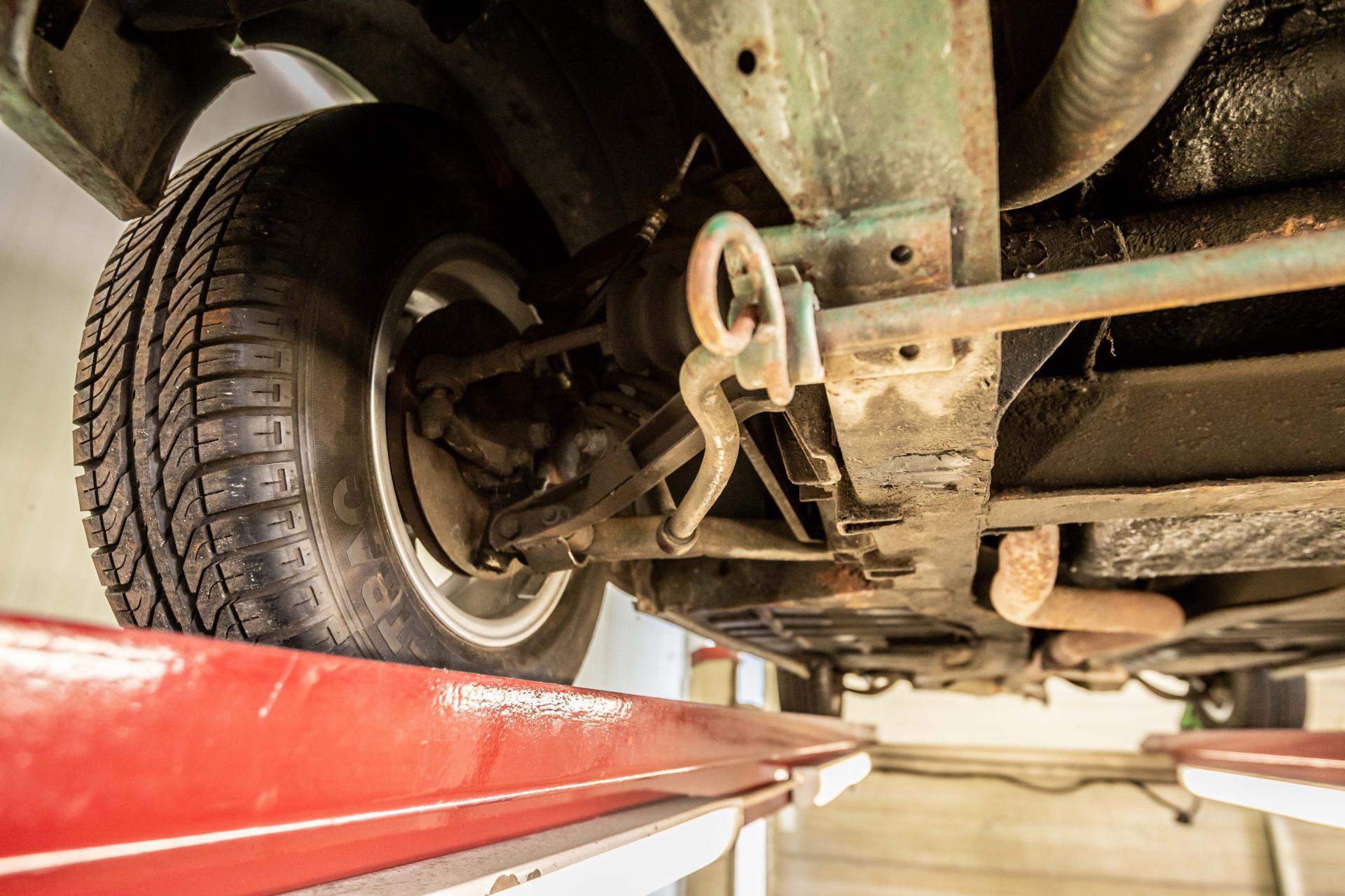 Triumph GT6 MKIII Foto 59