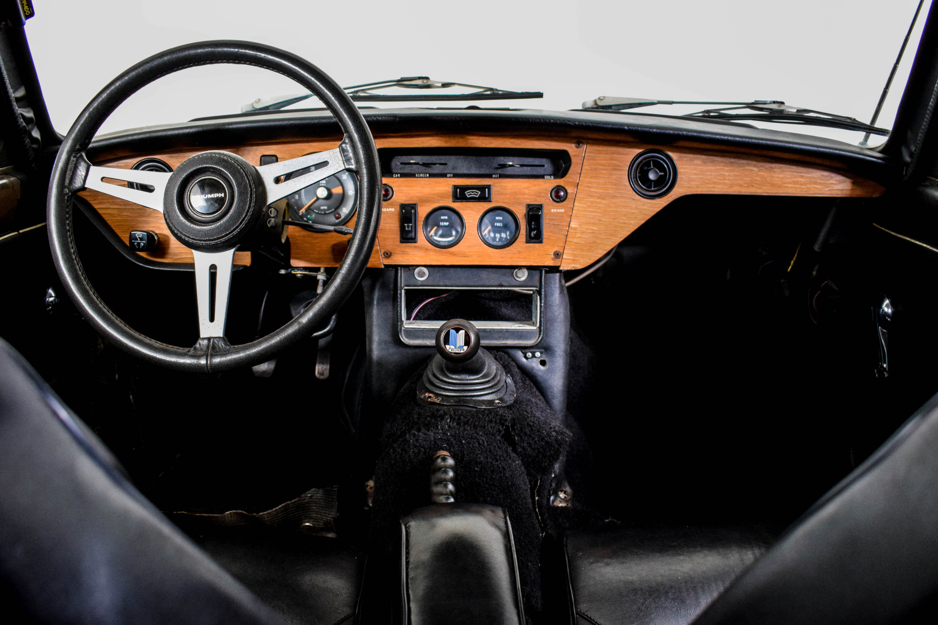 Triumph GT6 MKIII Foto 6