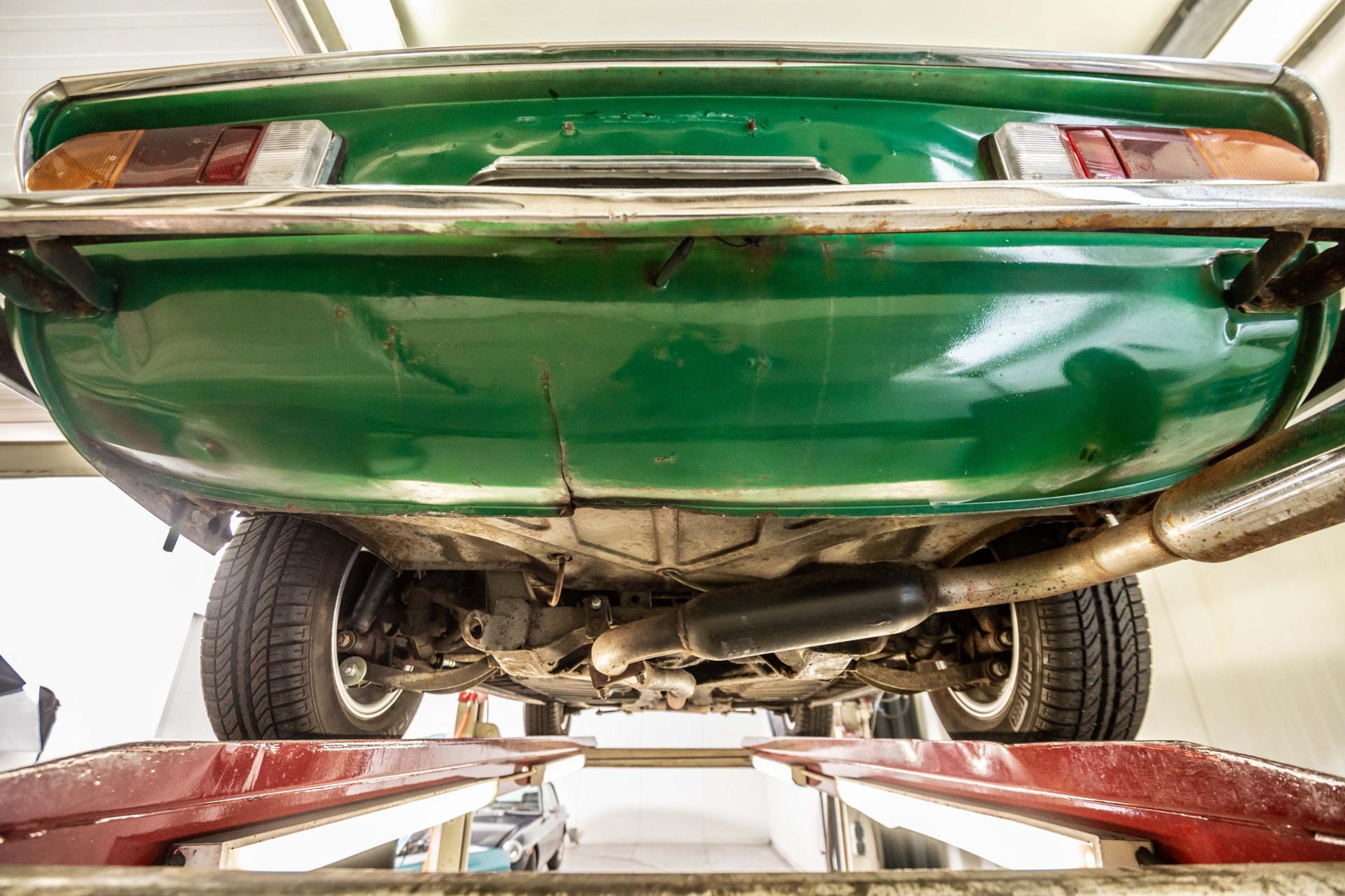Triumph GT6 MKIII Foto 62