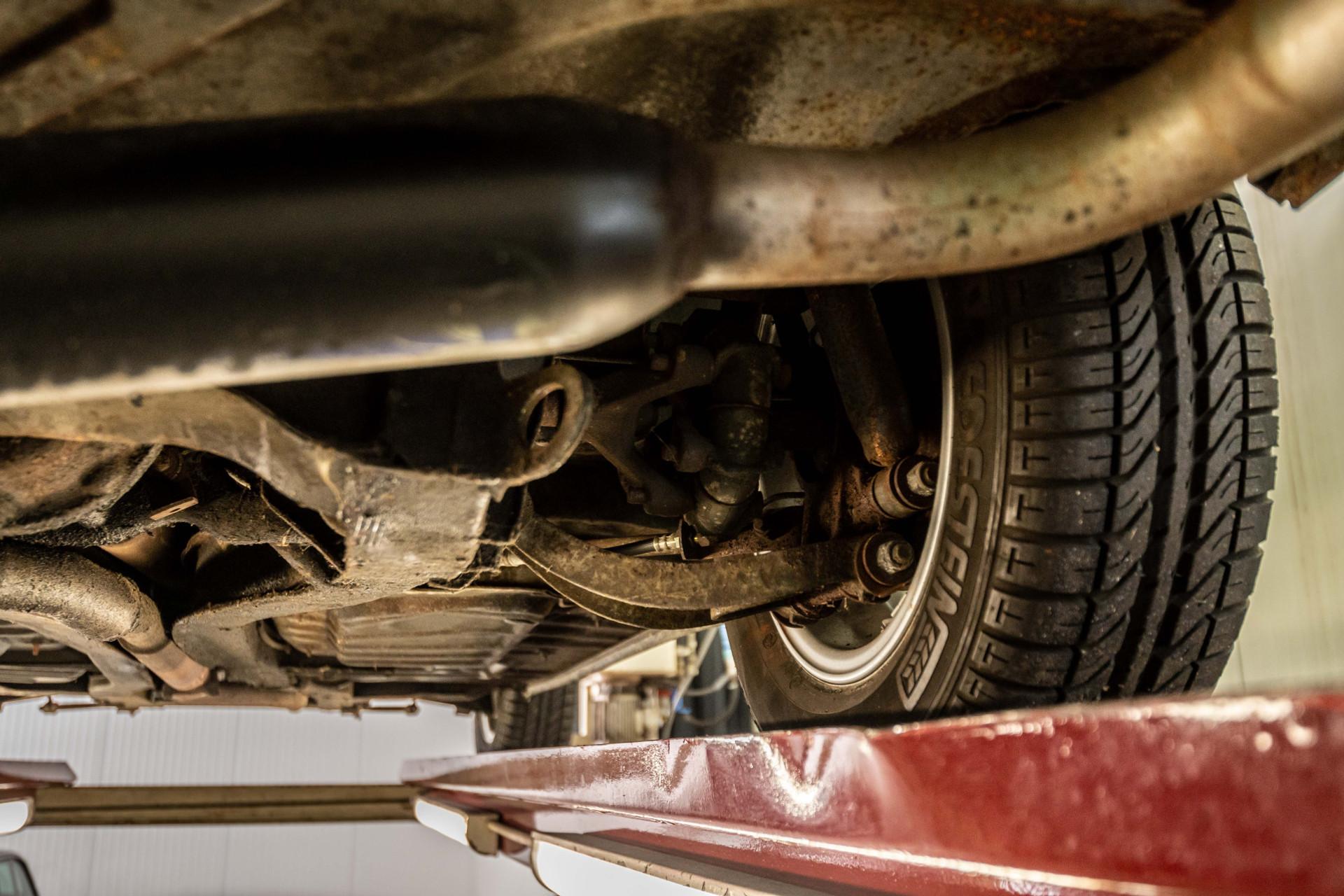 Triumph GT6 MKIII Foto 64
