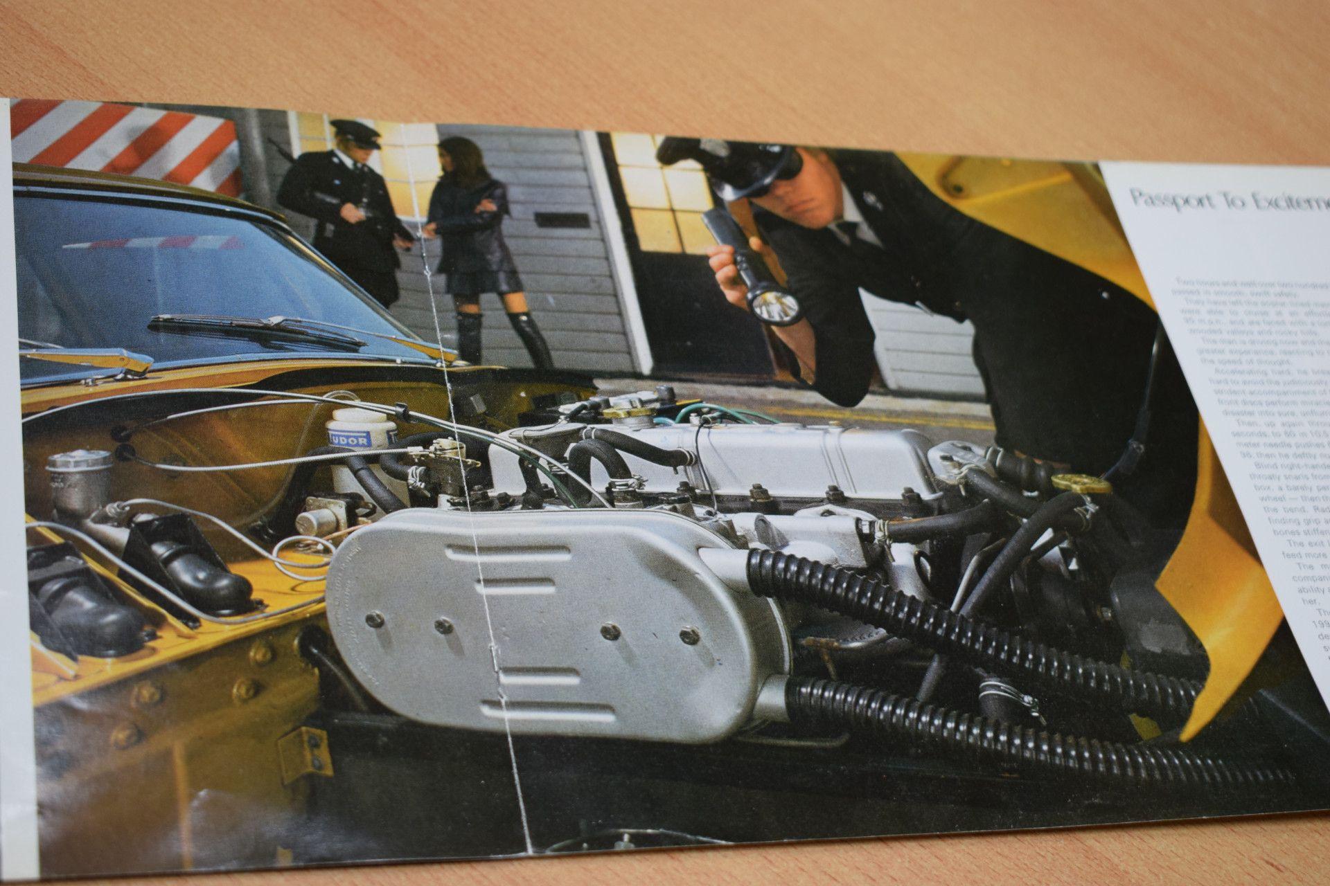 Triumph GT6 MKIII Foto 70