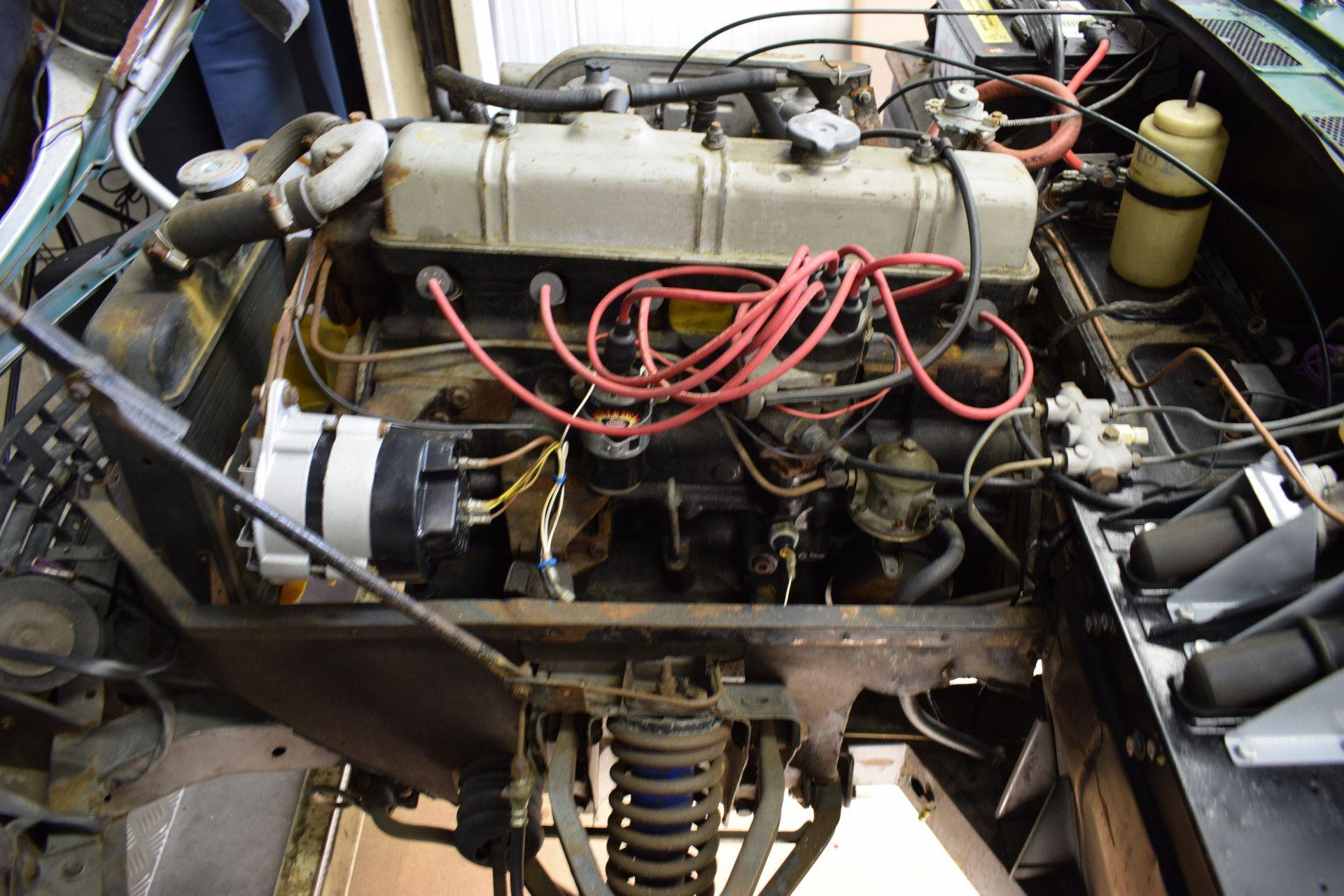 Triumph GT6 MKIII Foto 74