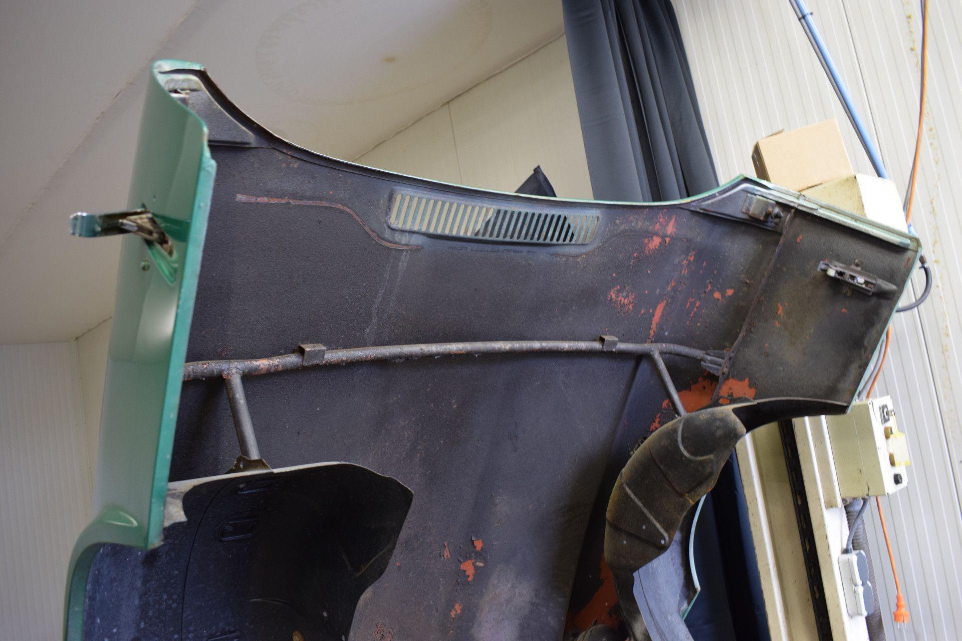 Triumph GT6 MKIII Foto 76