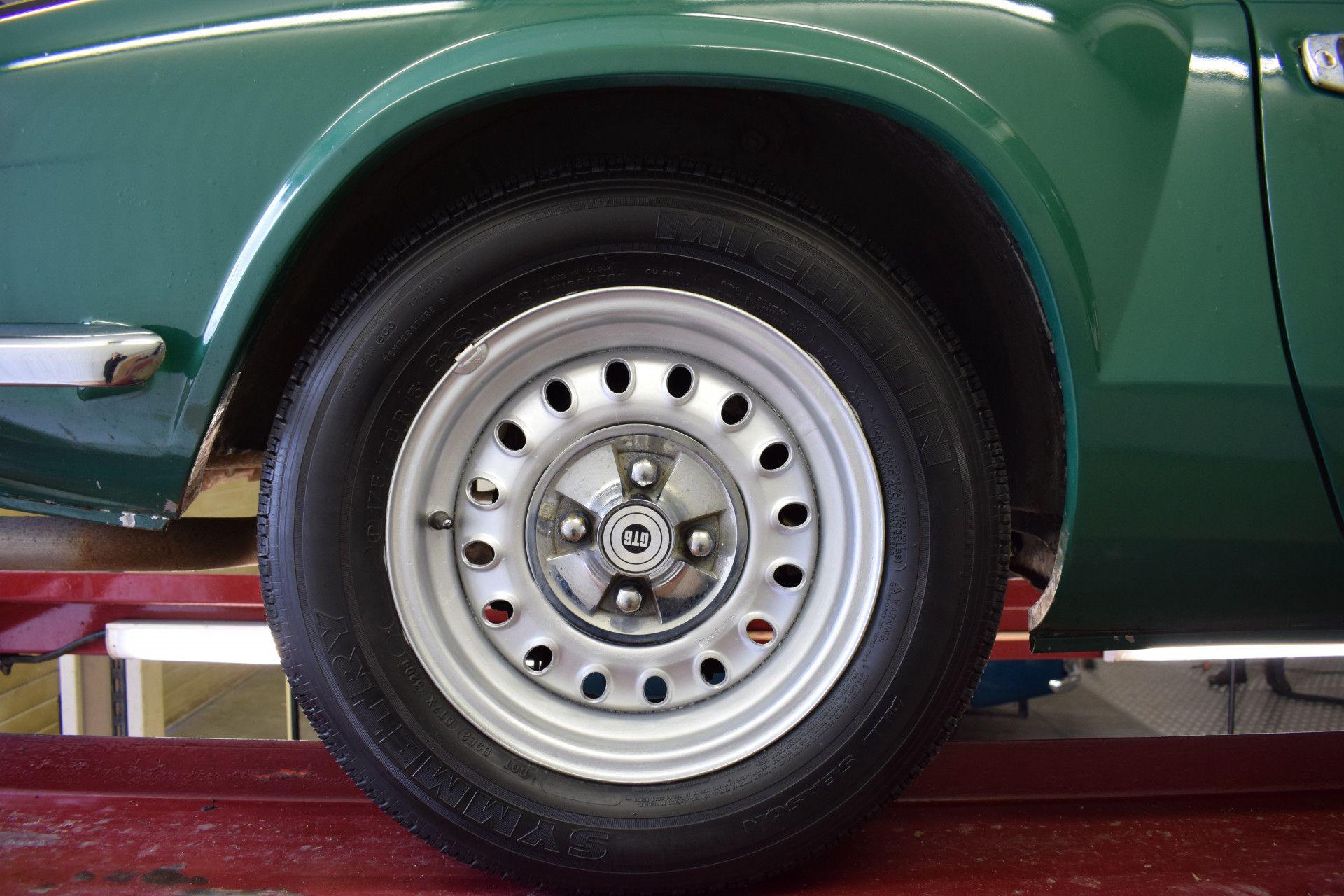 Triumph GT6 MKIII Foto 86