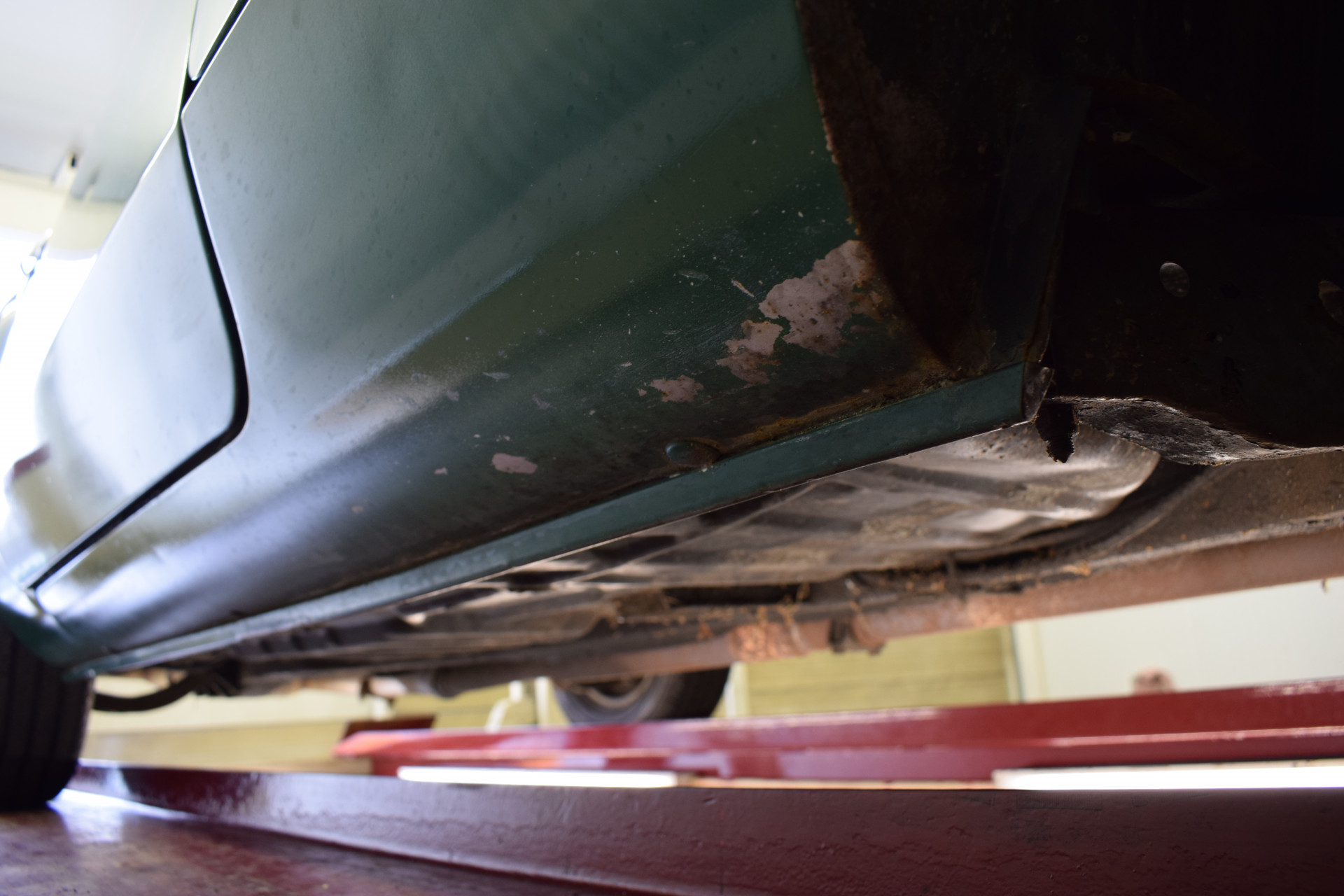 Triumph GT6 MKIII Foto 88