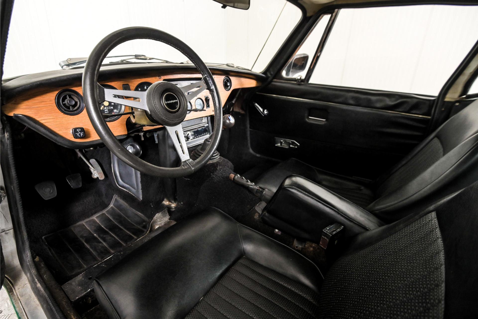 Triumph GT6 MKIII Foto 9