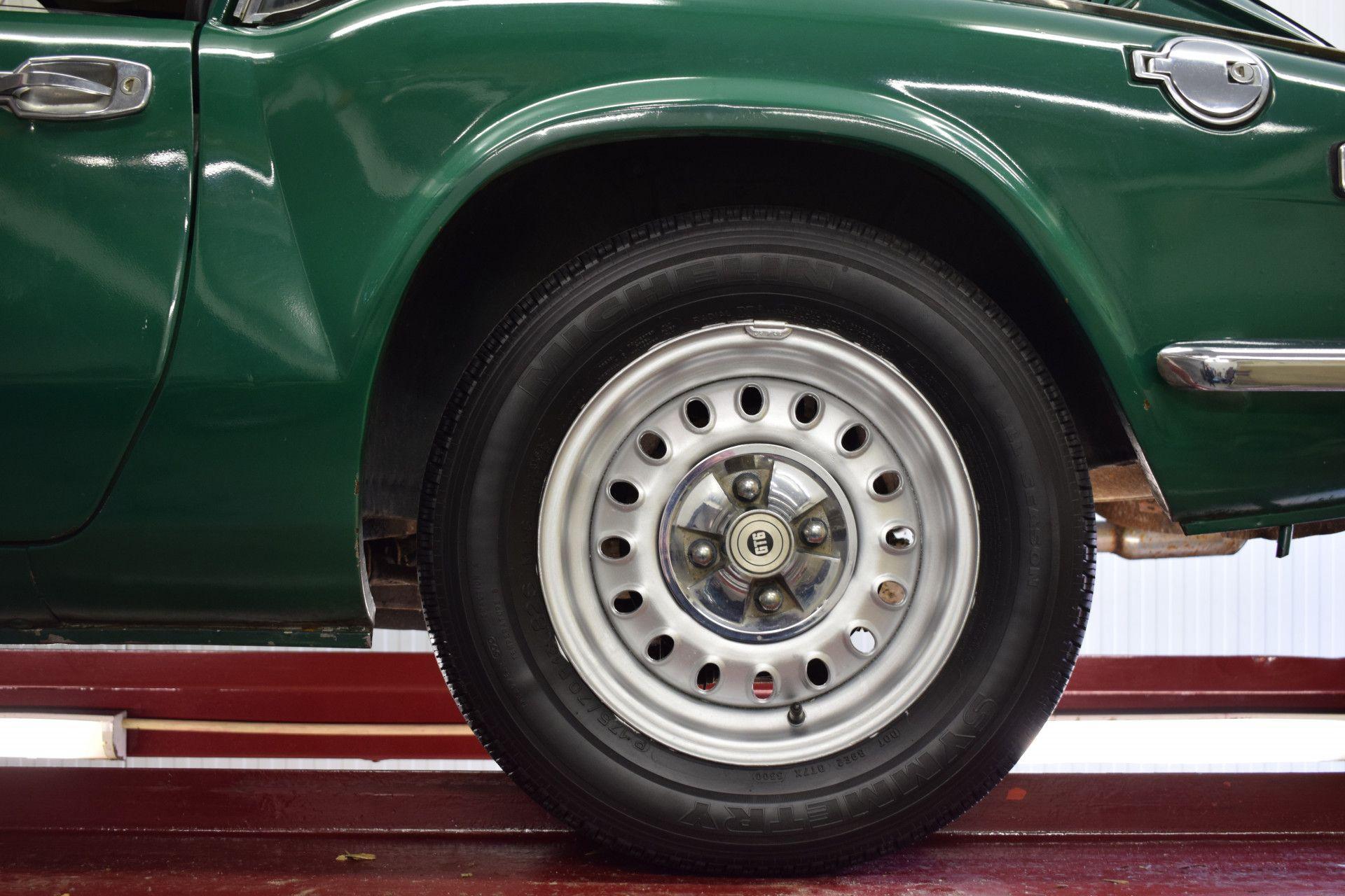 Triumph GT6 MKIII Foto 95