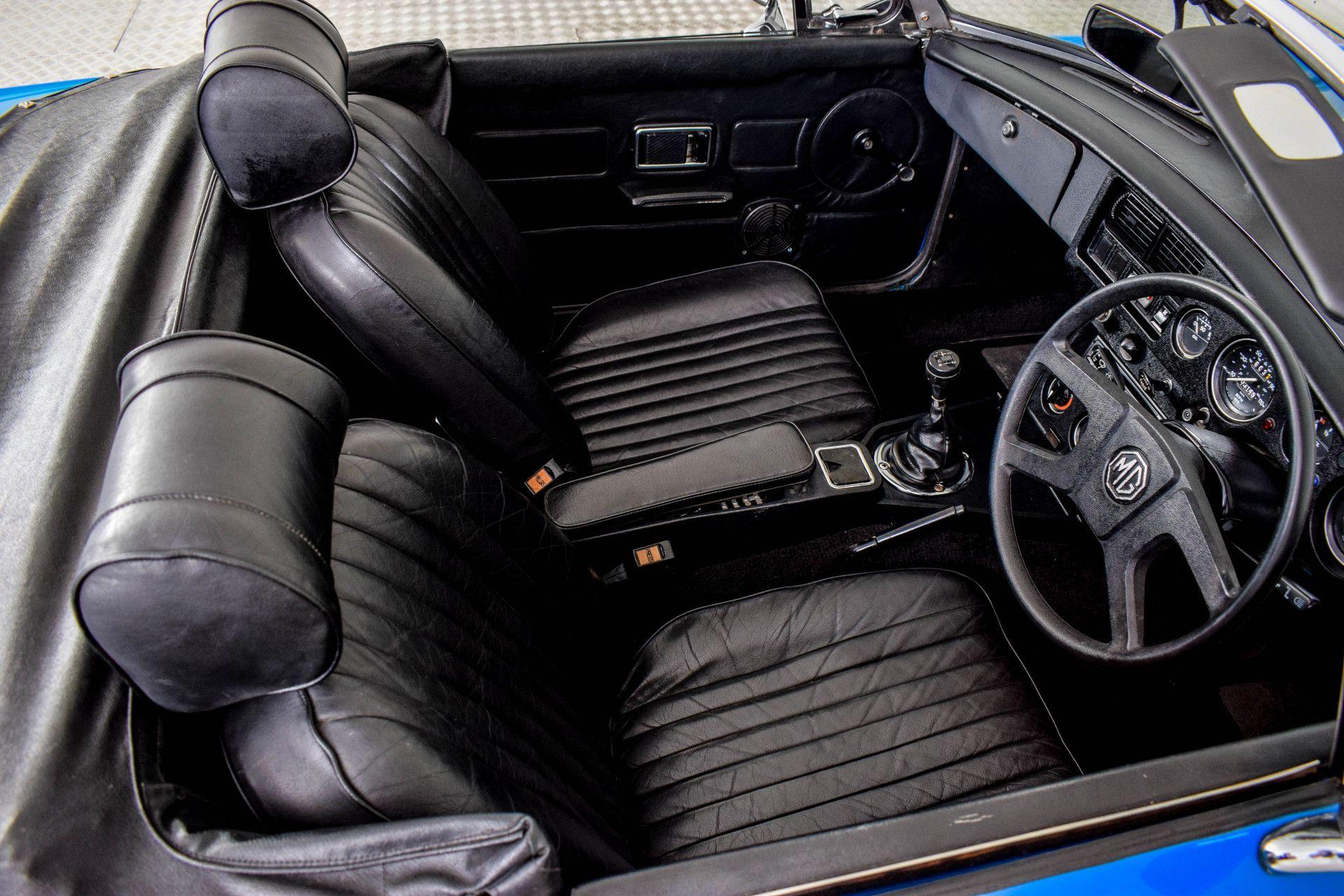 MG B MGB Roadster - Overdrive RHD Foto 22