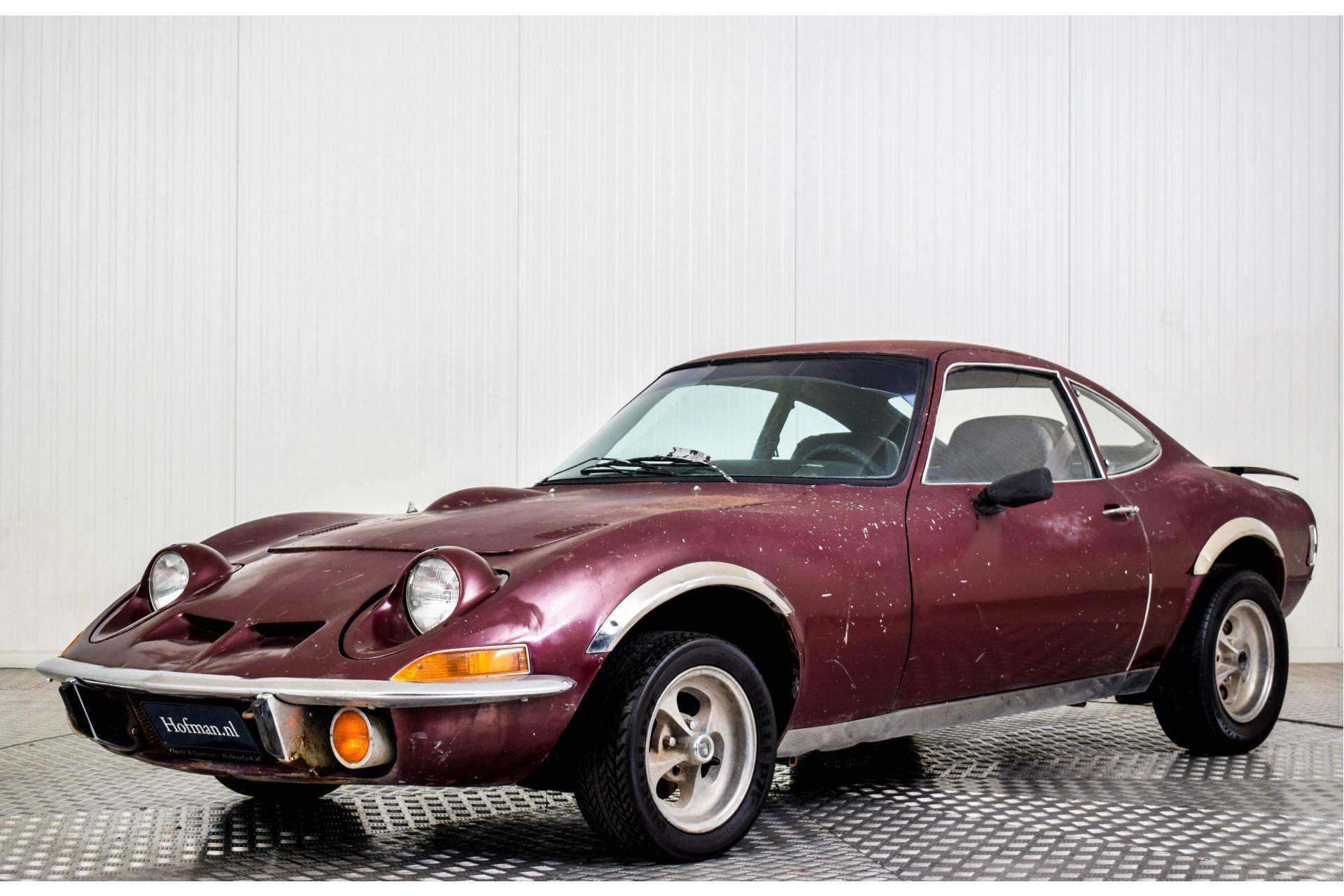 1971 オペル 1900 GT