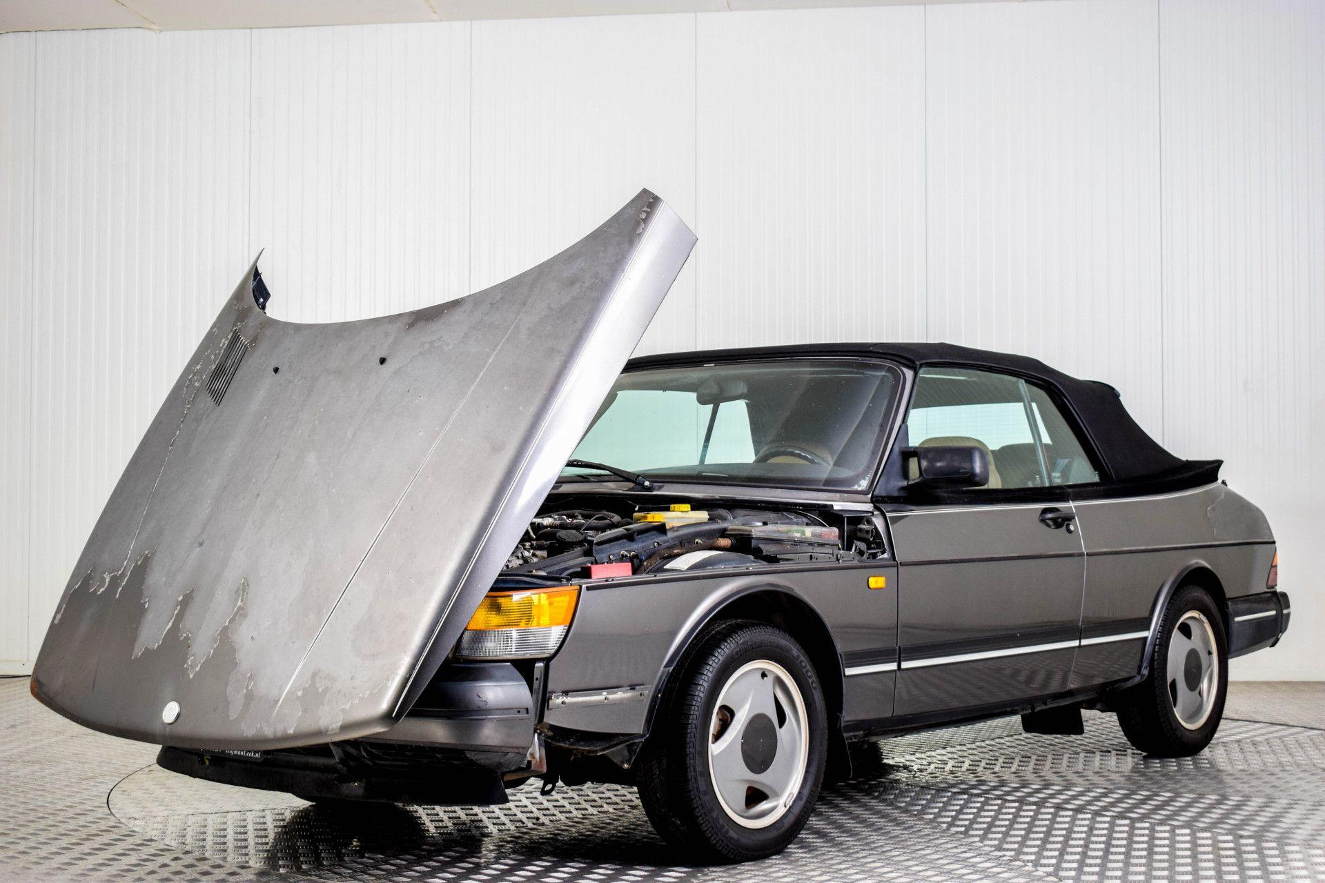 Saab 900 Turbo Cabriolet Foto 14