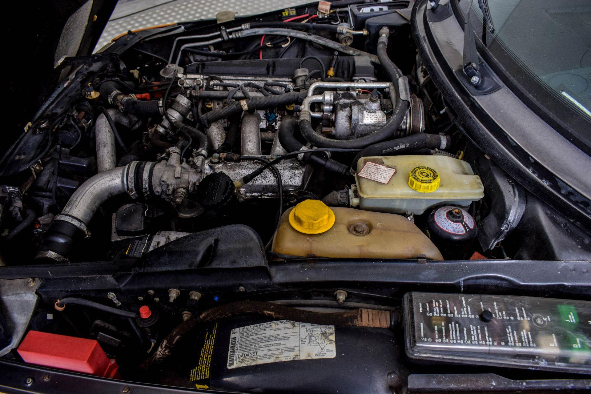 Saab 900 Turbo Cabriolet Foto 16