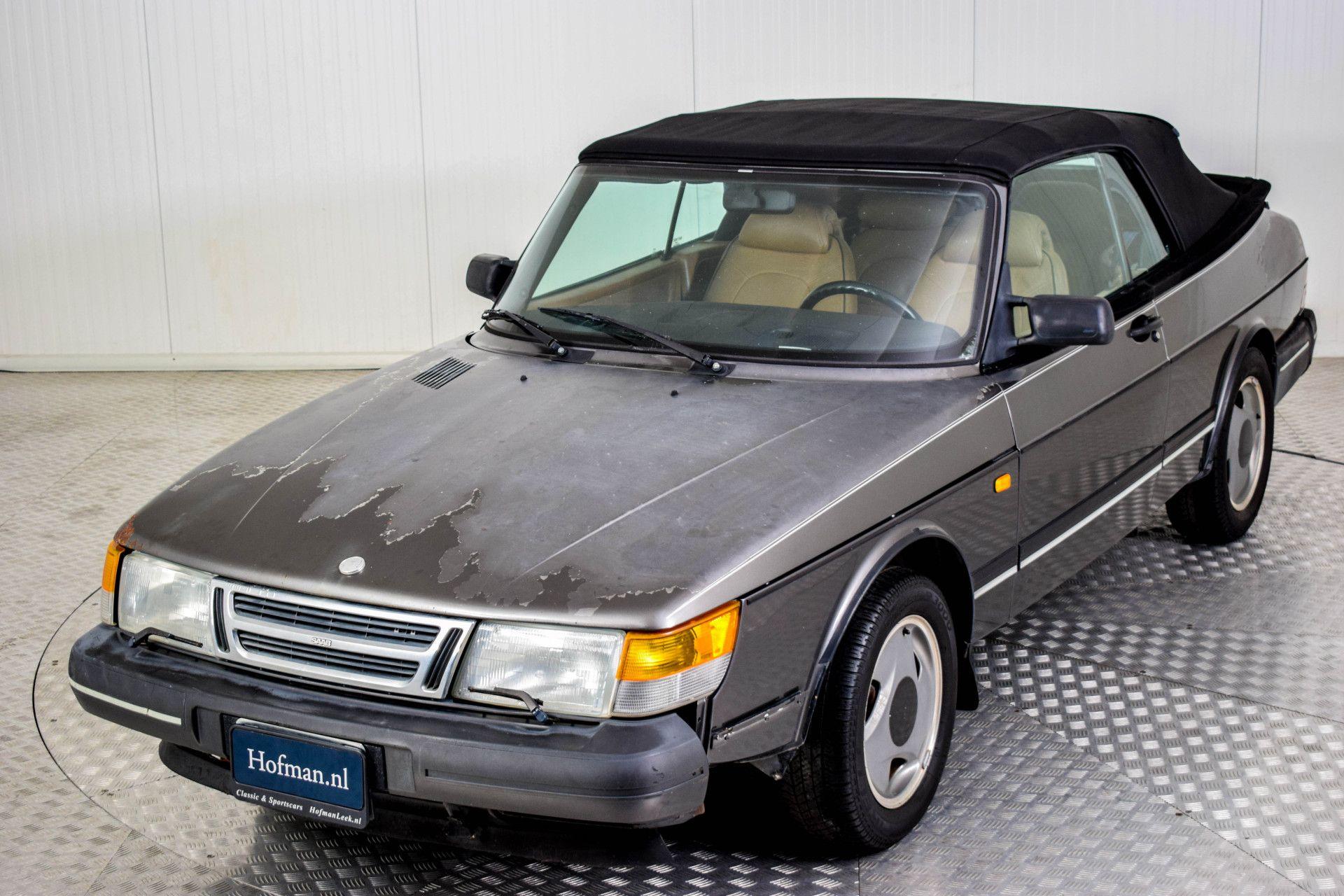 Saab 900 Turbo Cabriolet Foto 17