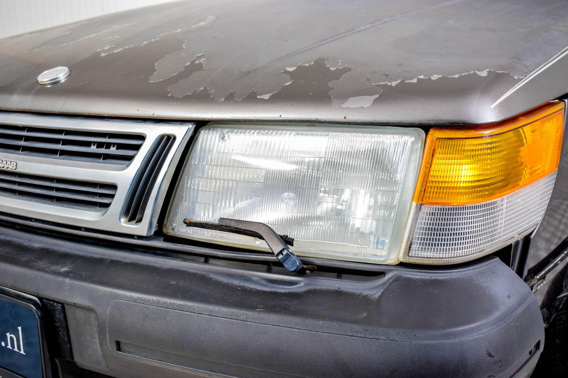 Saab 900 Turbo Cabriolet Foto 24