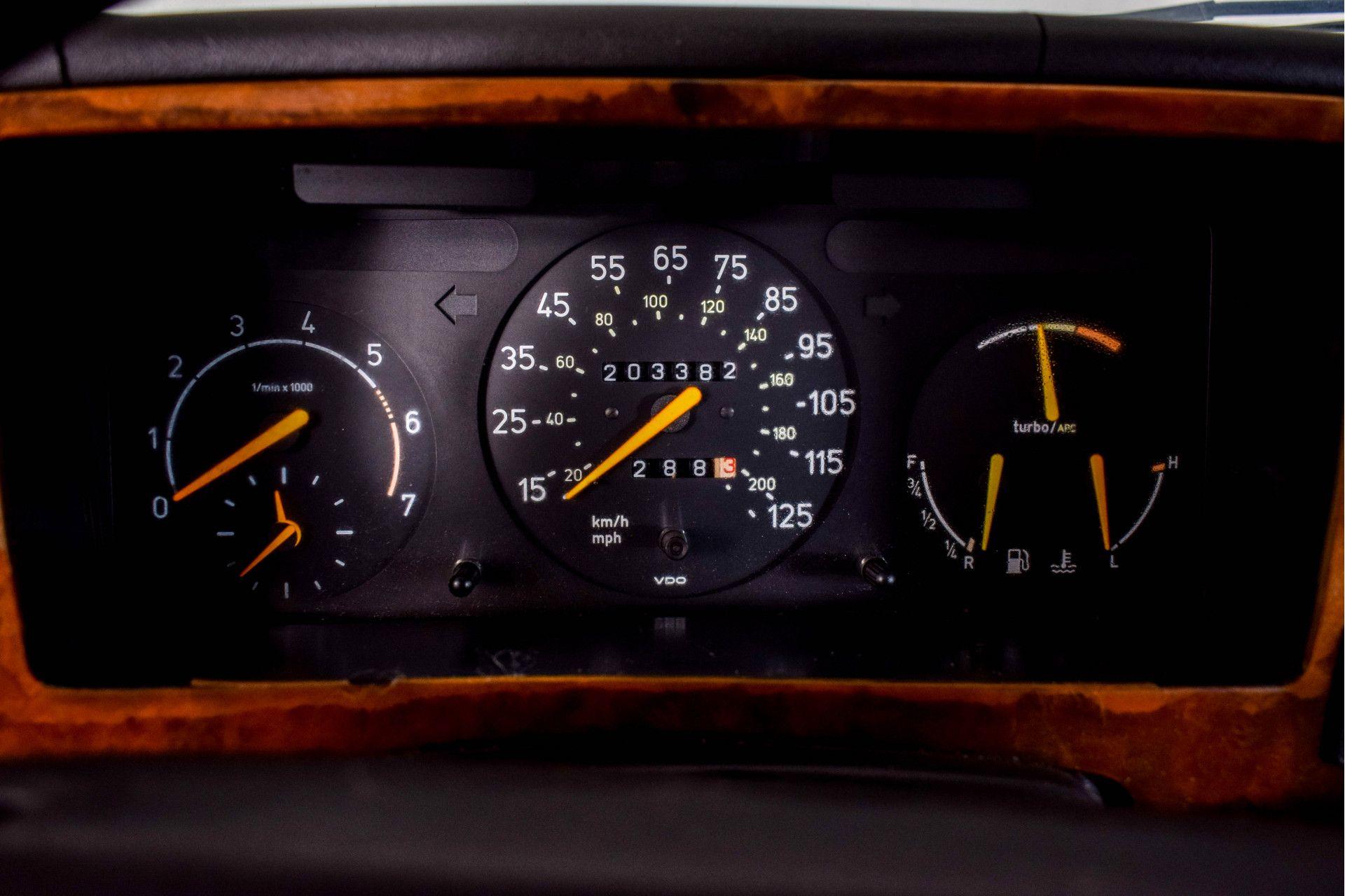 Saab 900 Turbo Cabriolet Foto 25