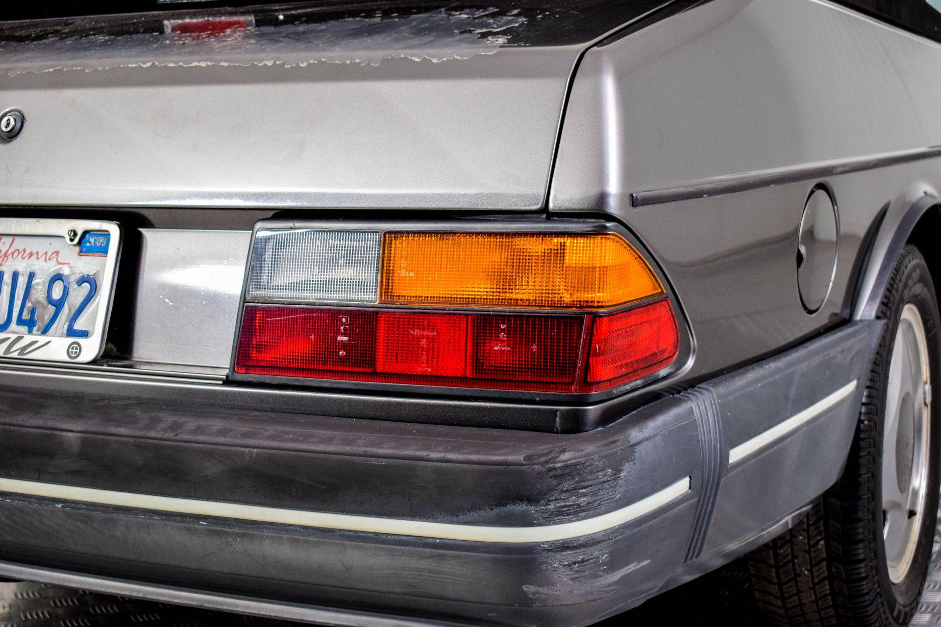 Saab 900 Turbo Cabriolet Foto 34