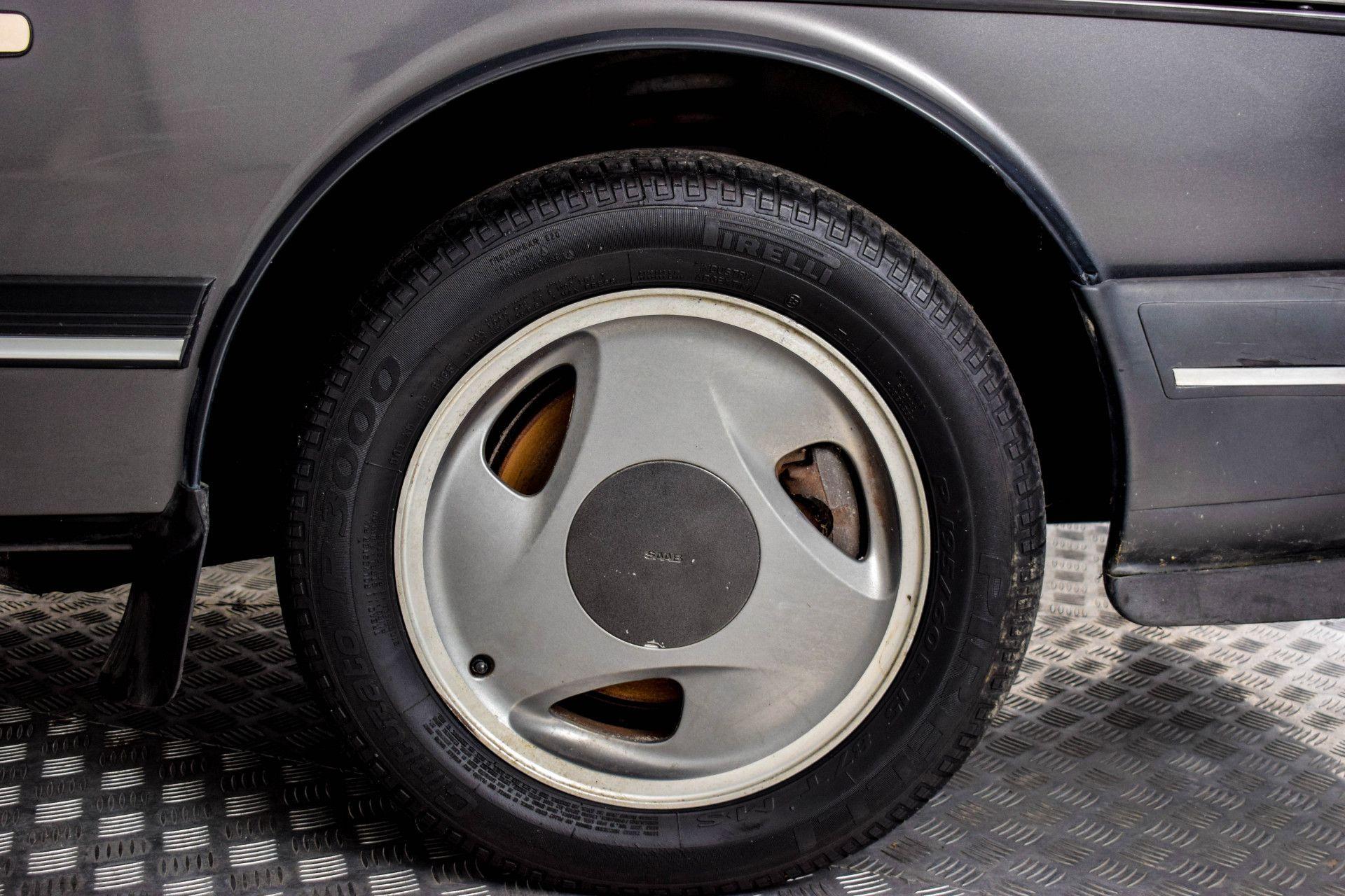 Saab 900 Turbo Cabriolet Foto 36