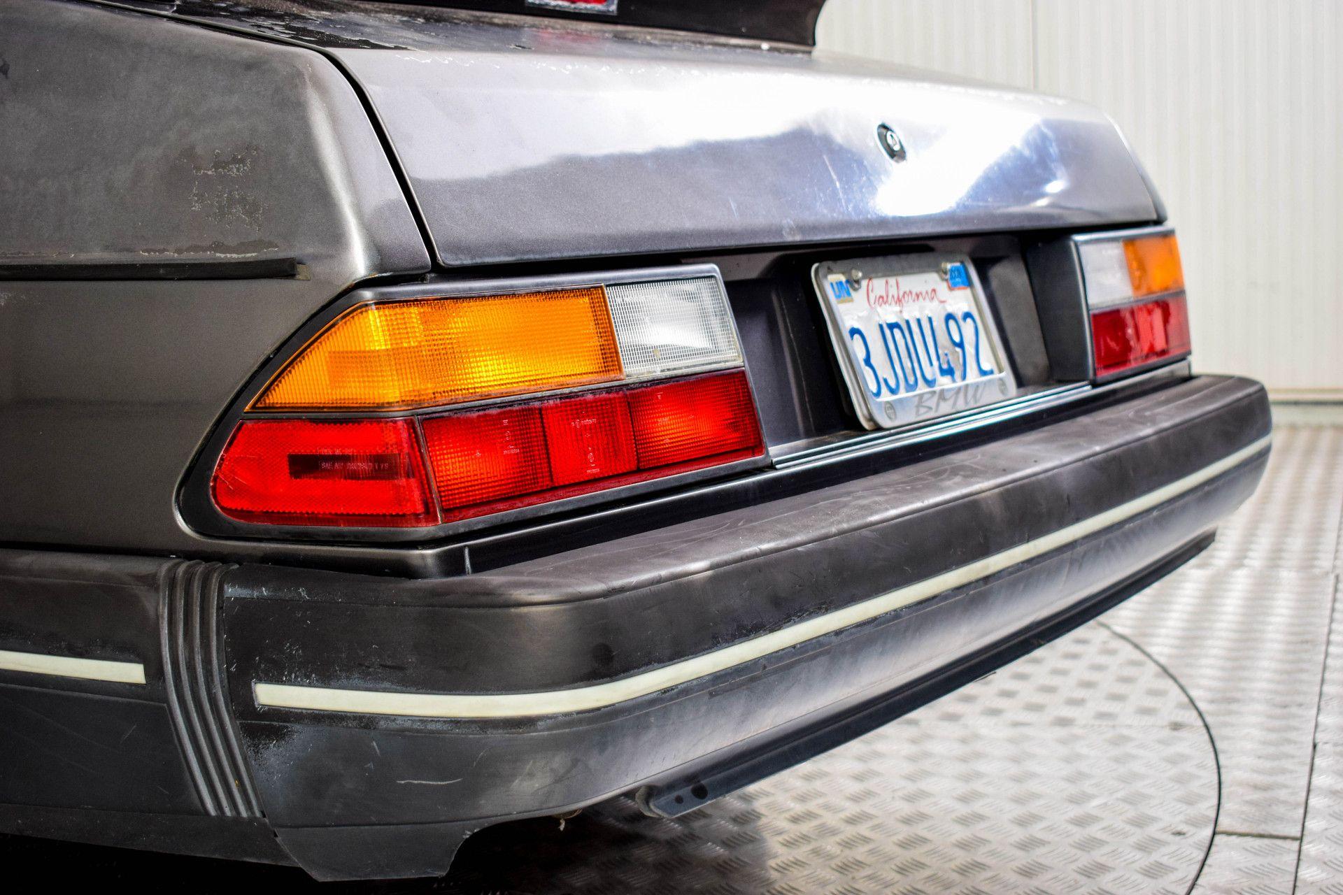 Saab 900 Turbo Cabriolet Foto 37