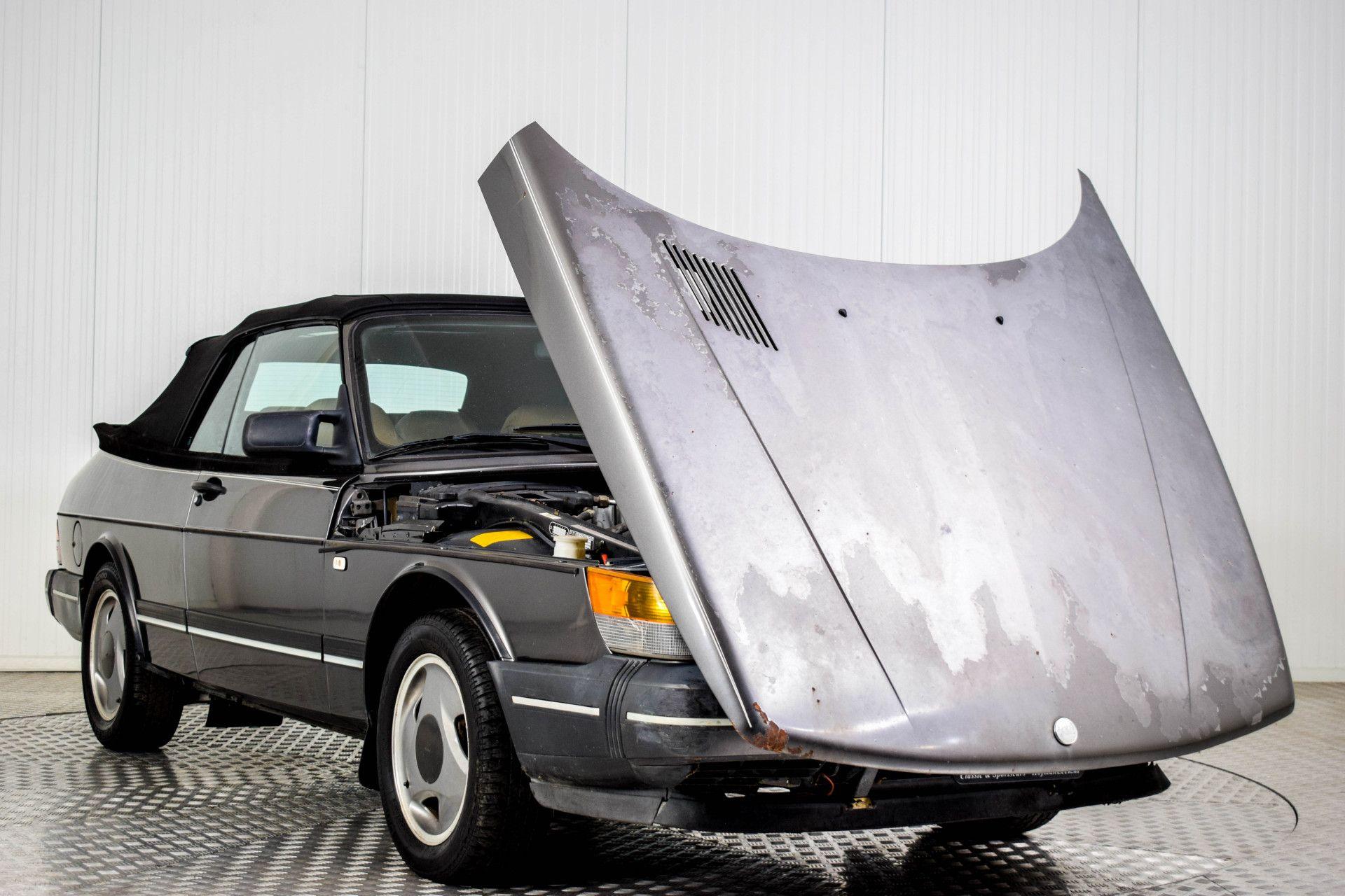 Saab 900 Turbo Cabriolet Foto 40