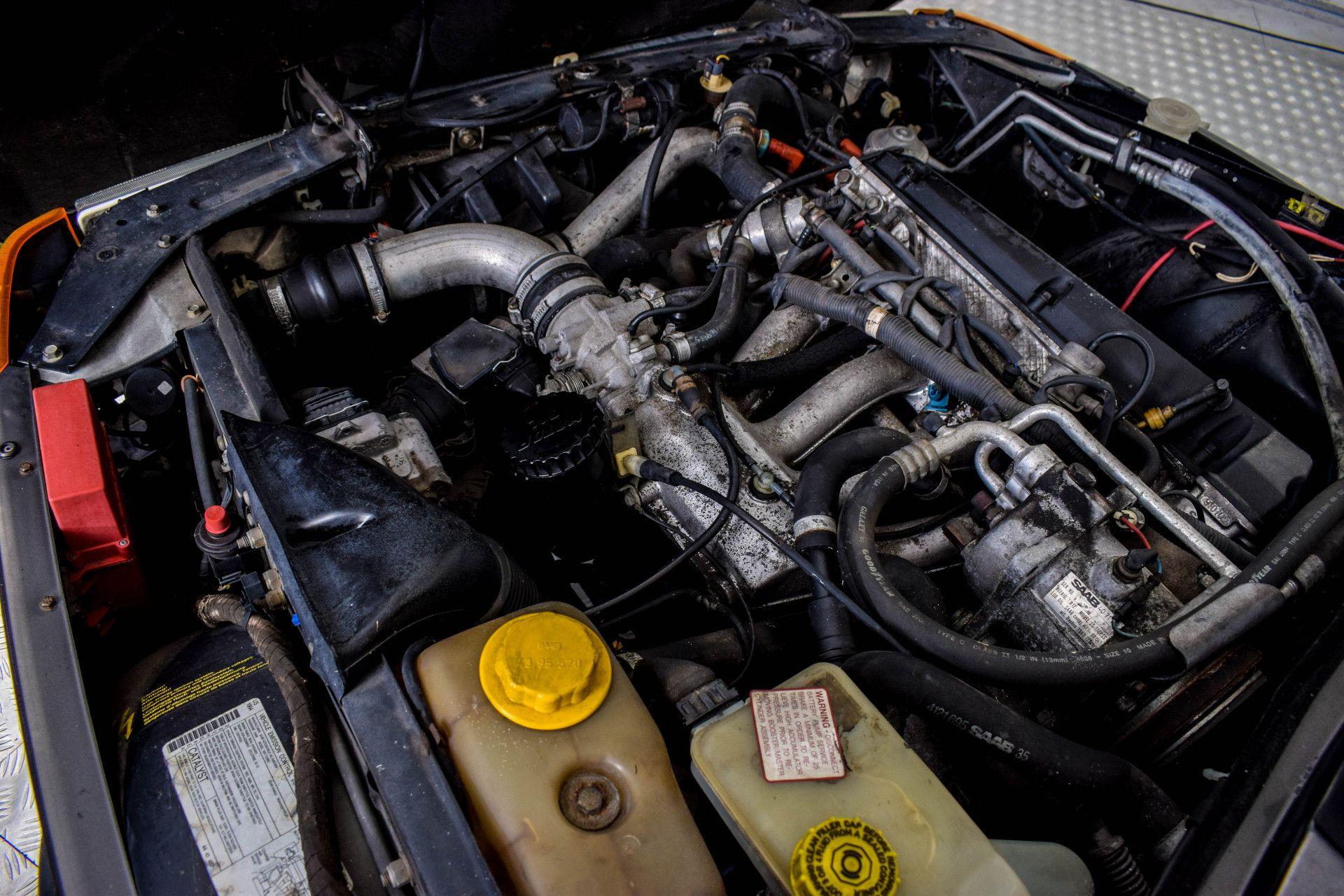 Saab 900 Turbo Cabriolet Foto 45