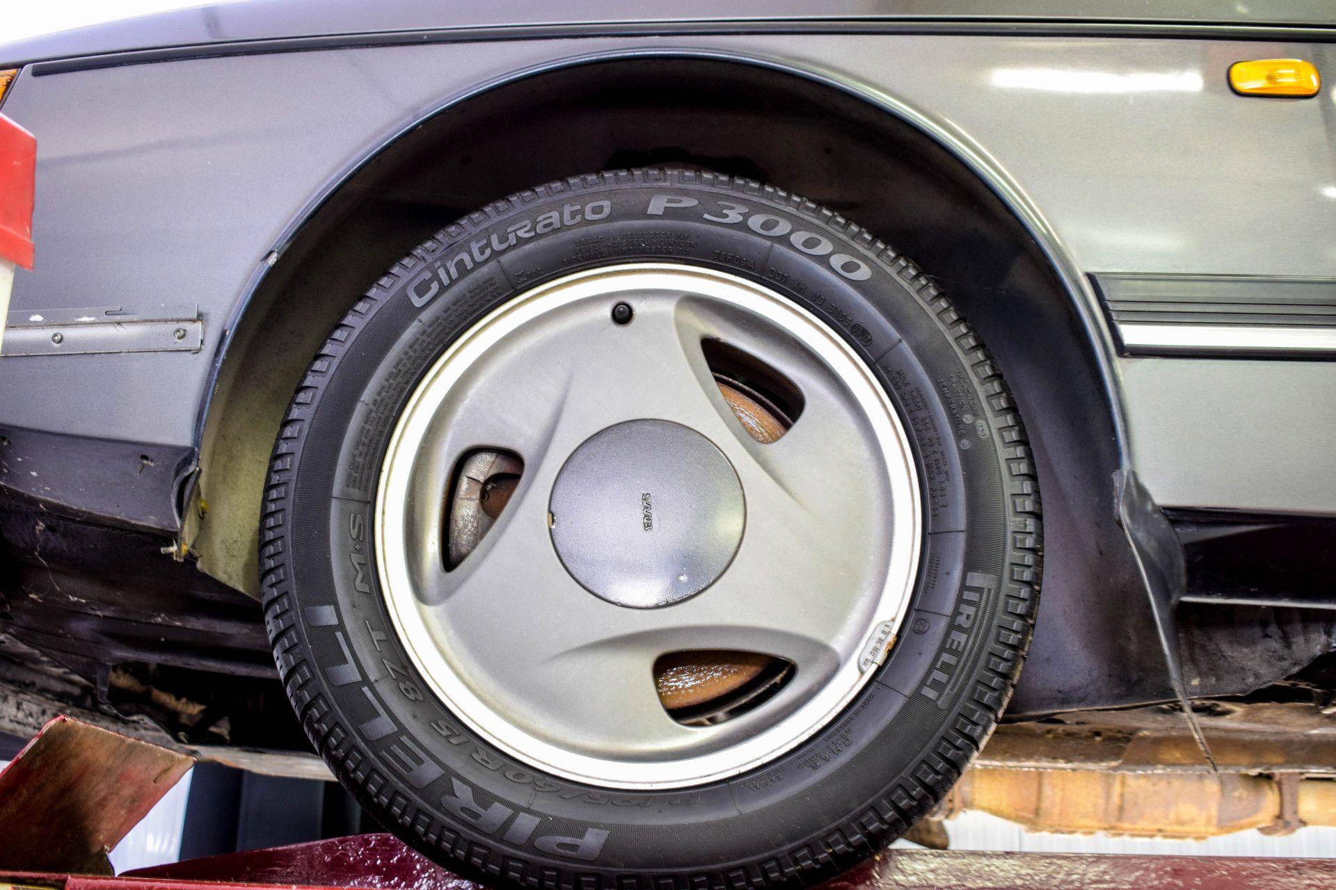 Saab 900 Turbo Cabriolet Foto 46