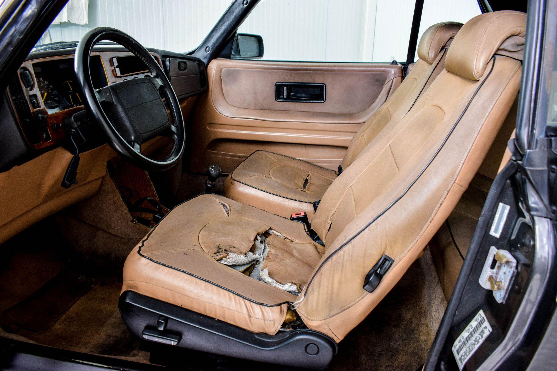Saab 900 Turbo Cabriolet Foto 6