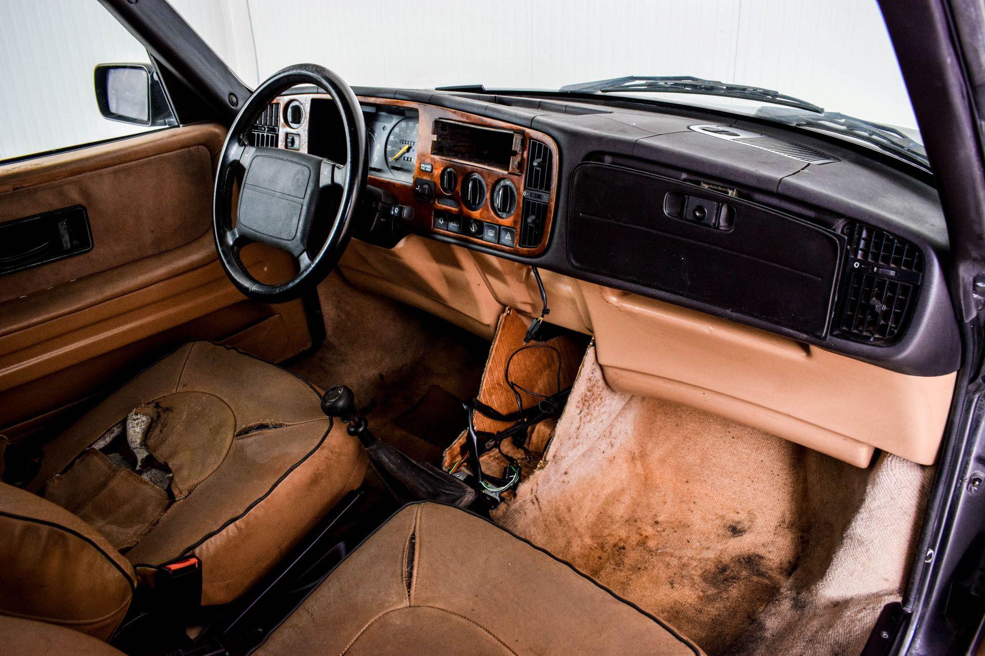Saab 900 Turbo Cabriolet Foto 9