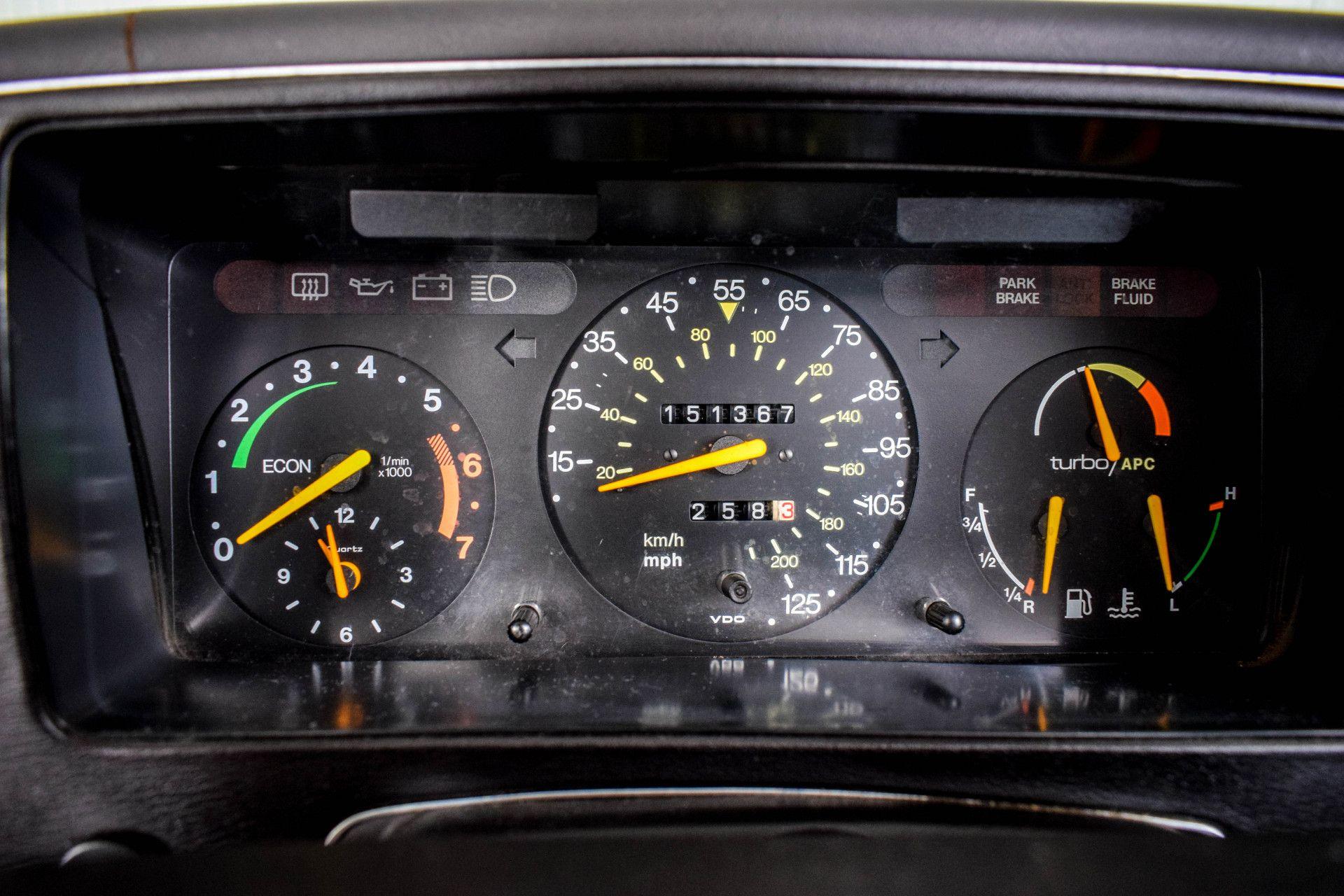 Saab 900 Turbo Cabriolet Foto 12
