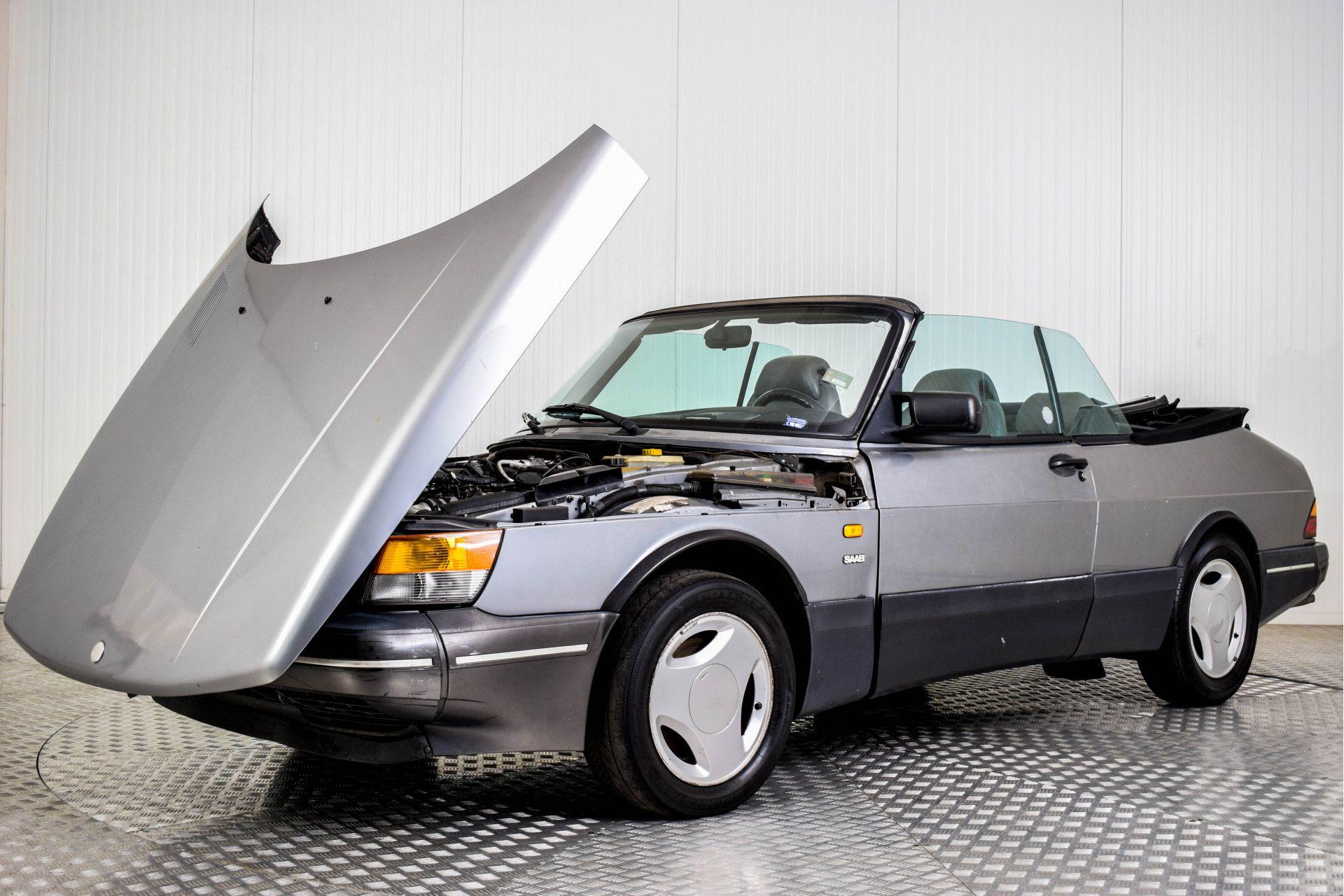 Saab 900 Turbo Cabriolet Foto 15