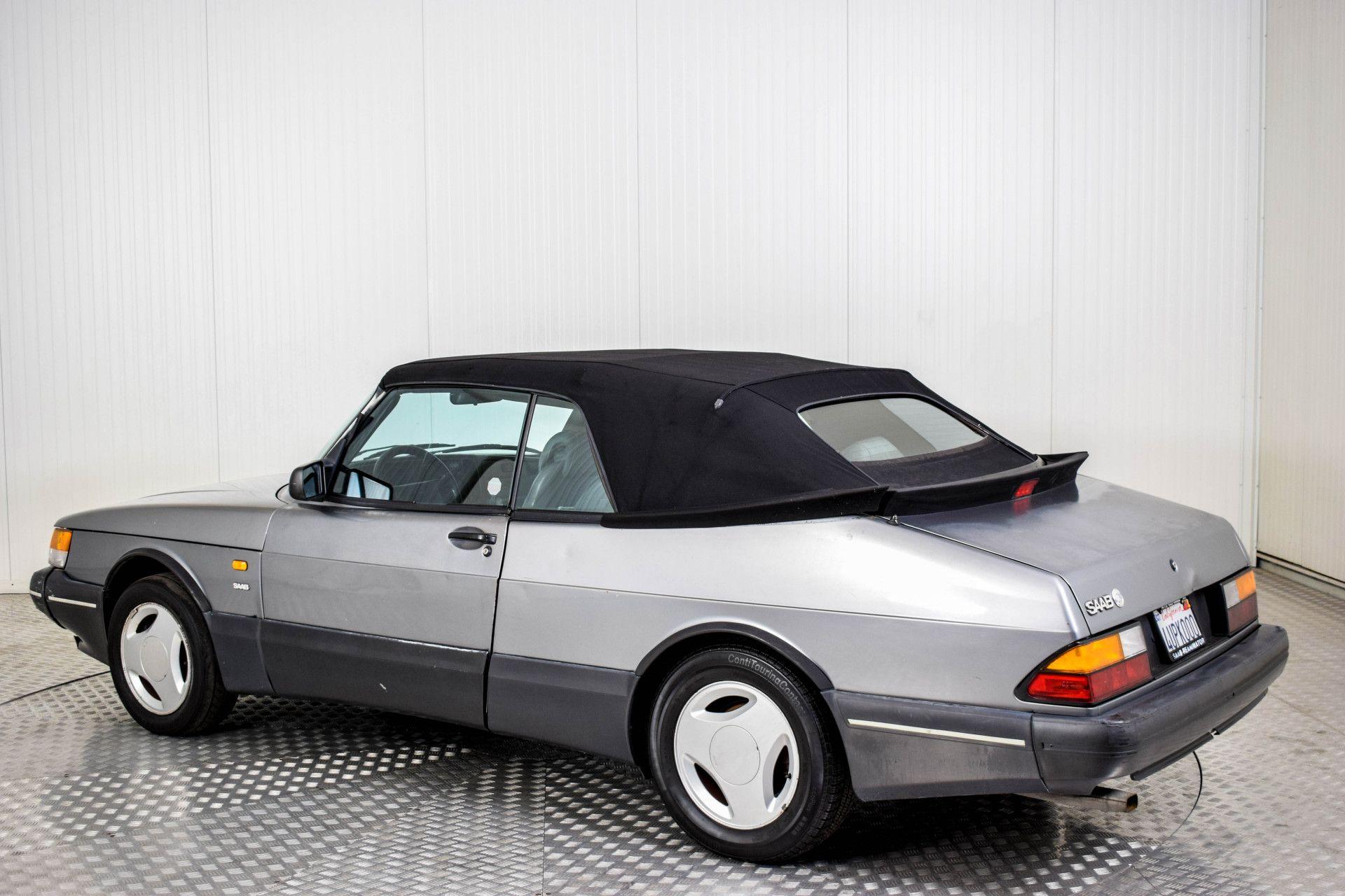 Saab 900 Turbo Cabriolet Foto 21