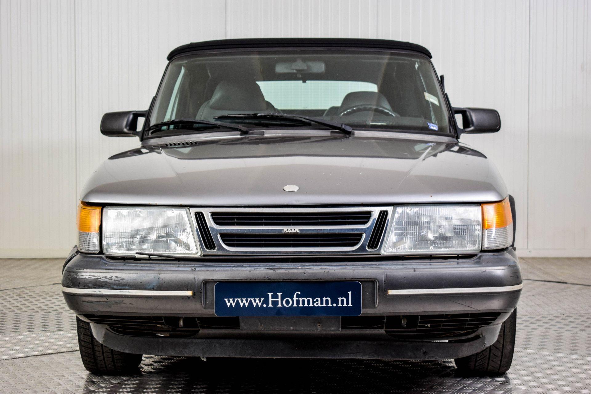 Saab 900 Turbo Cabriolet Foto 26