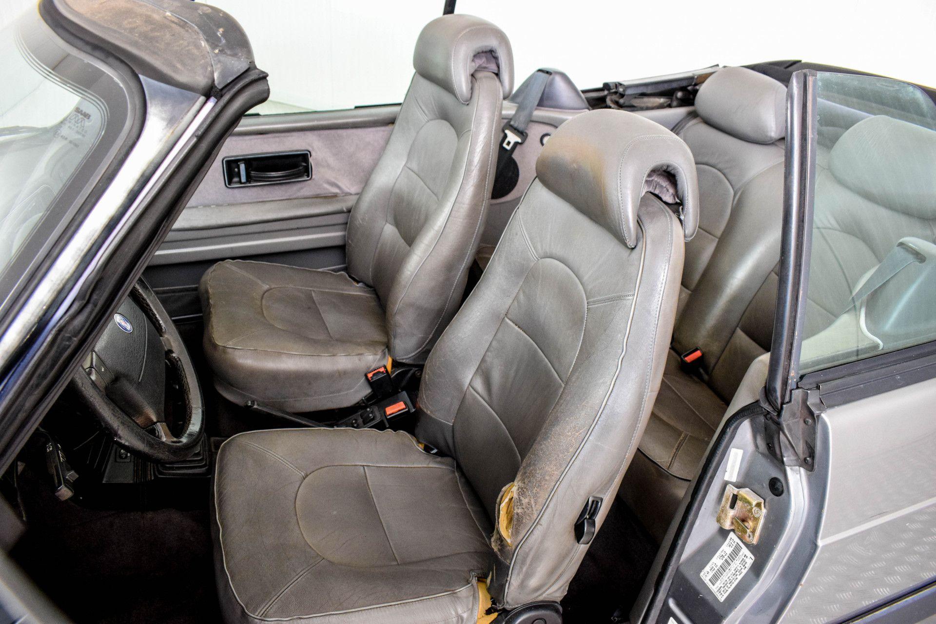 Saab 900 Turbo Cabriolet Foto 31