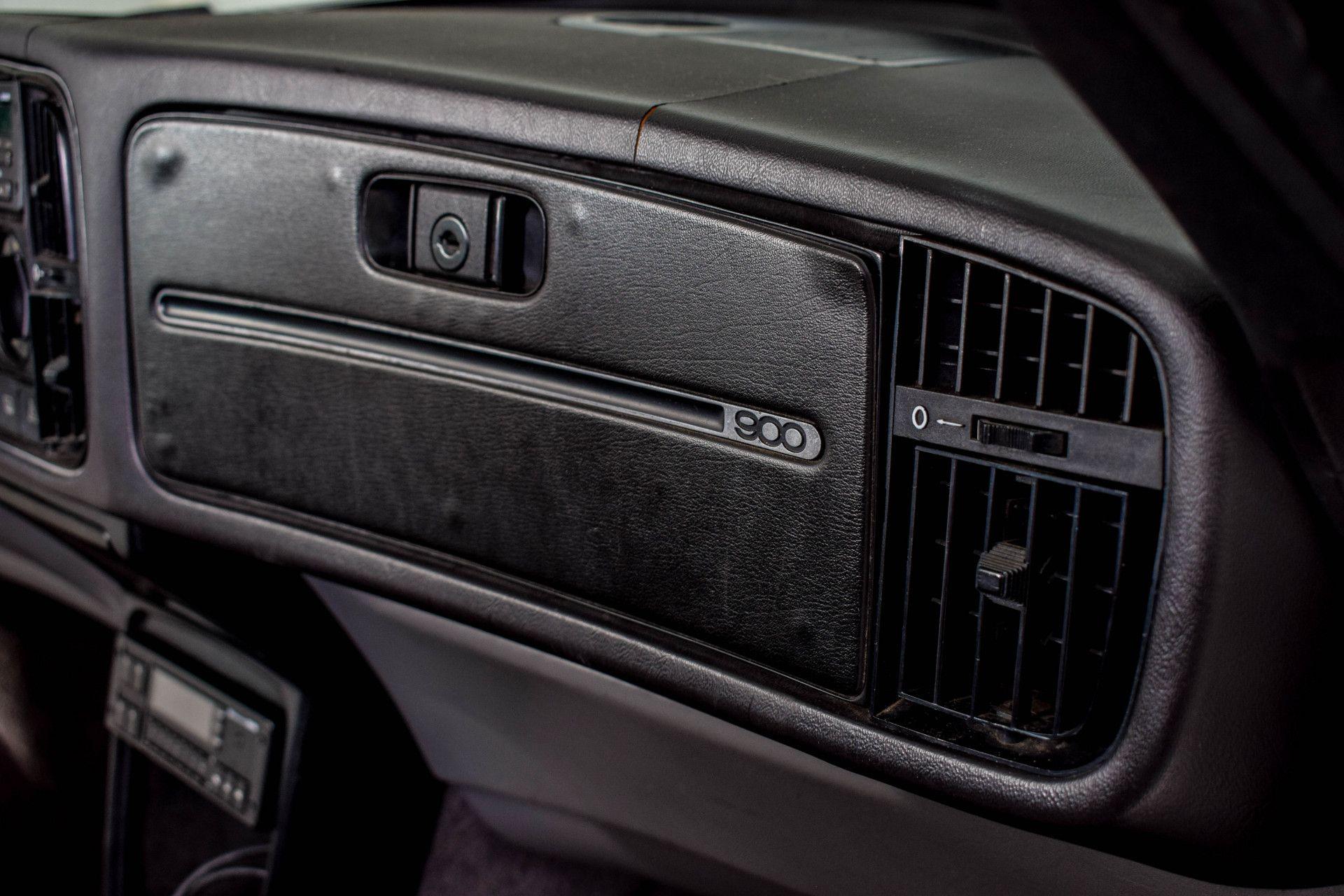 Saab 900 Turbo Cabriolet Foto 43