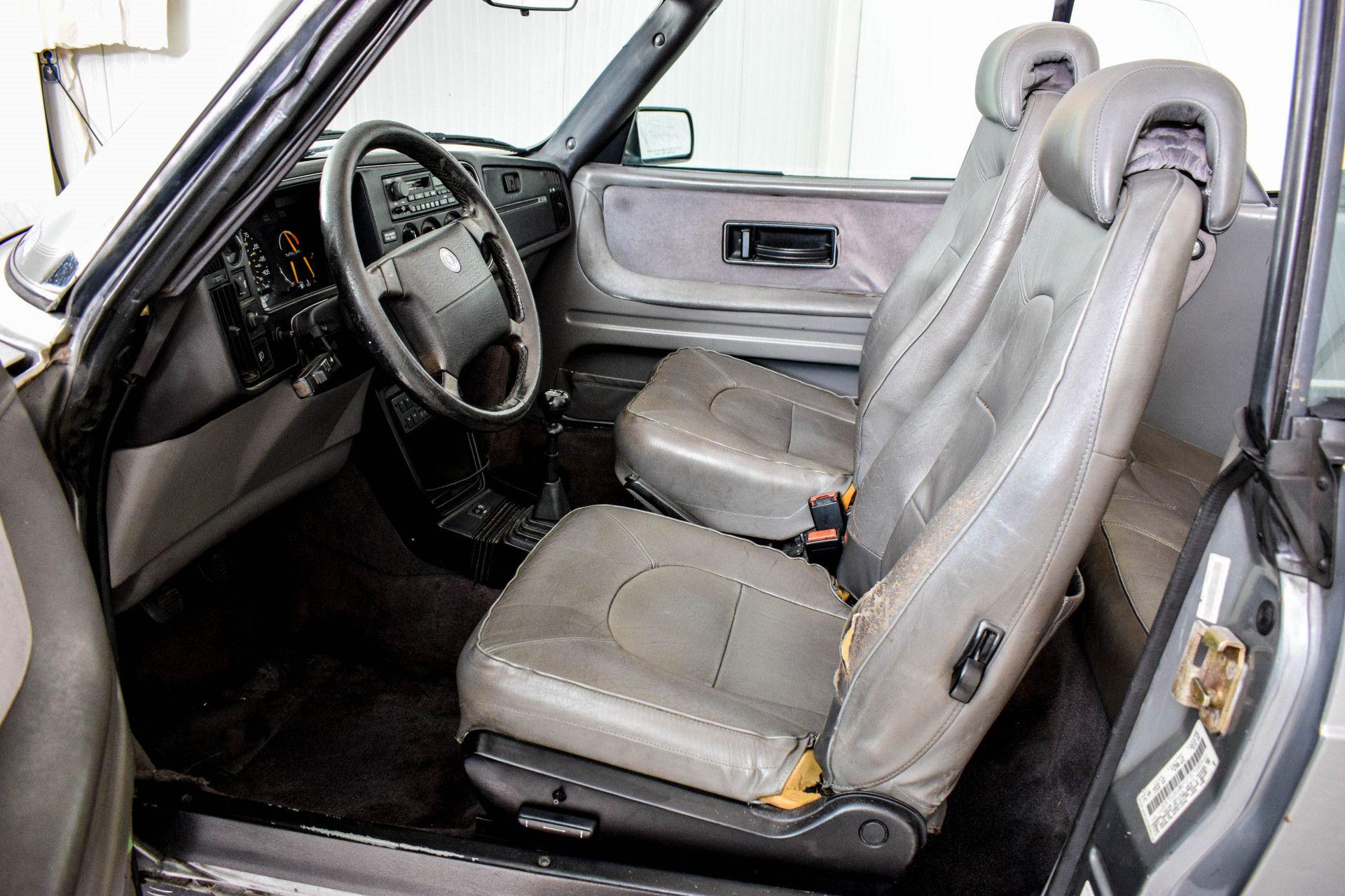 Saab 900 Turbo Cabriolet Foto 5