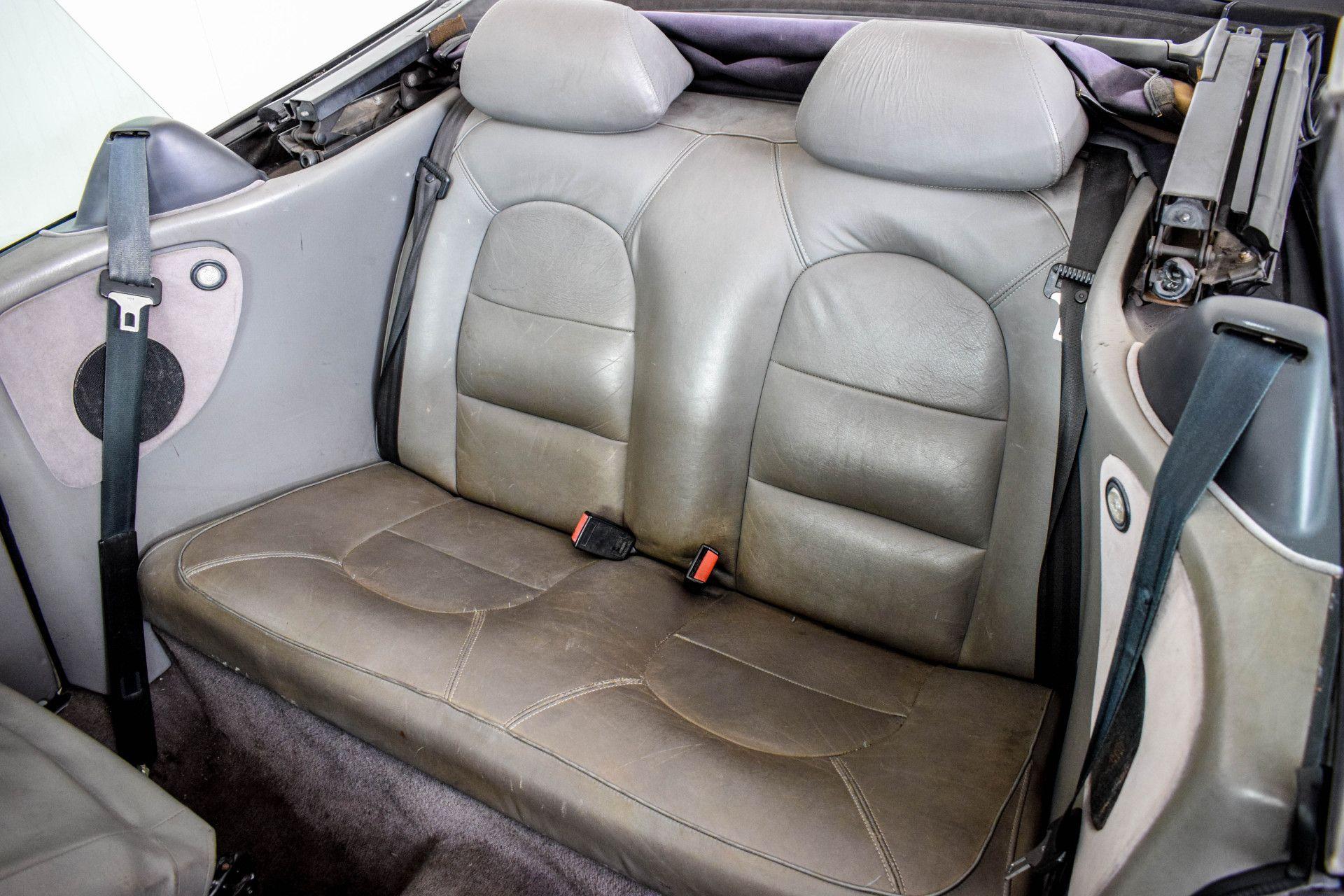 Saab 900 Turbo Cabriolet Foto 7