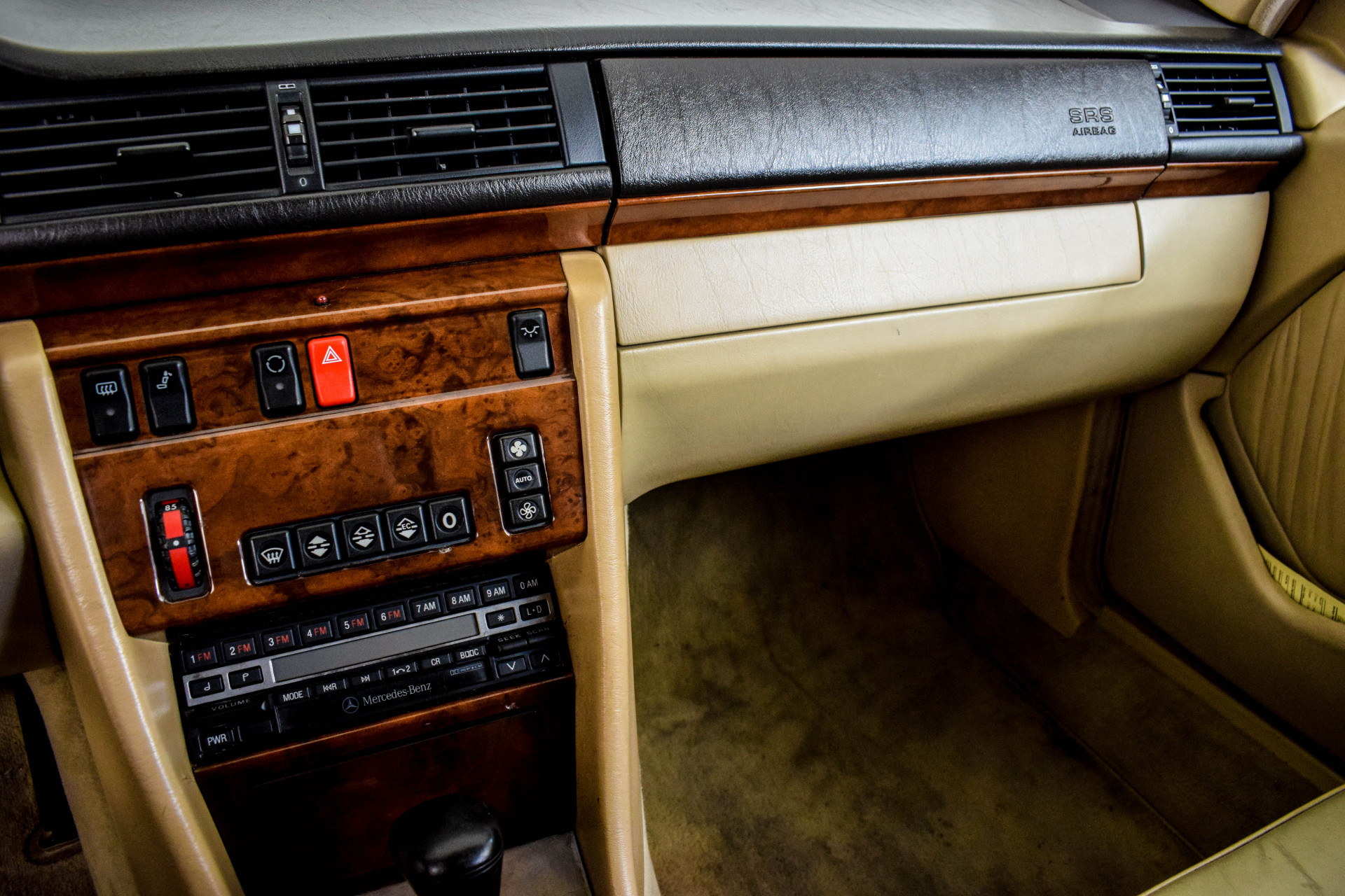 Mercedes-Benz 200-serie 400 E V8 Foto 49