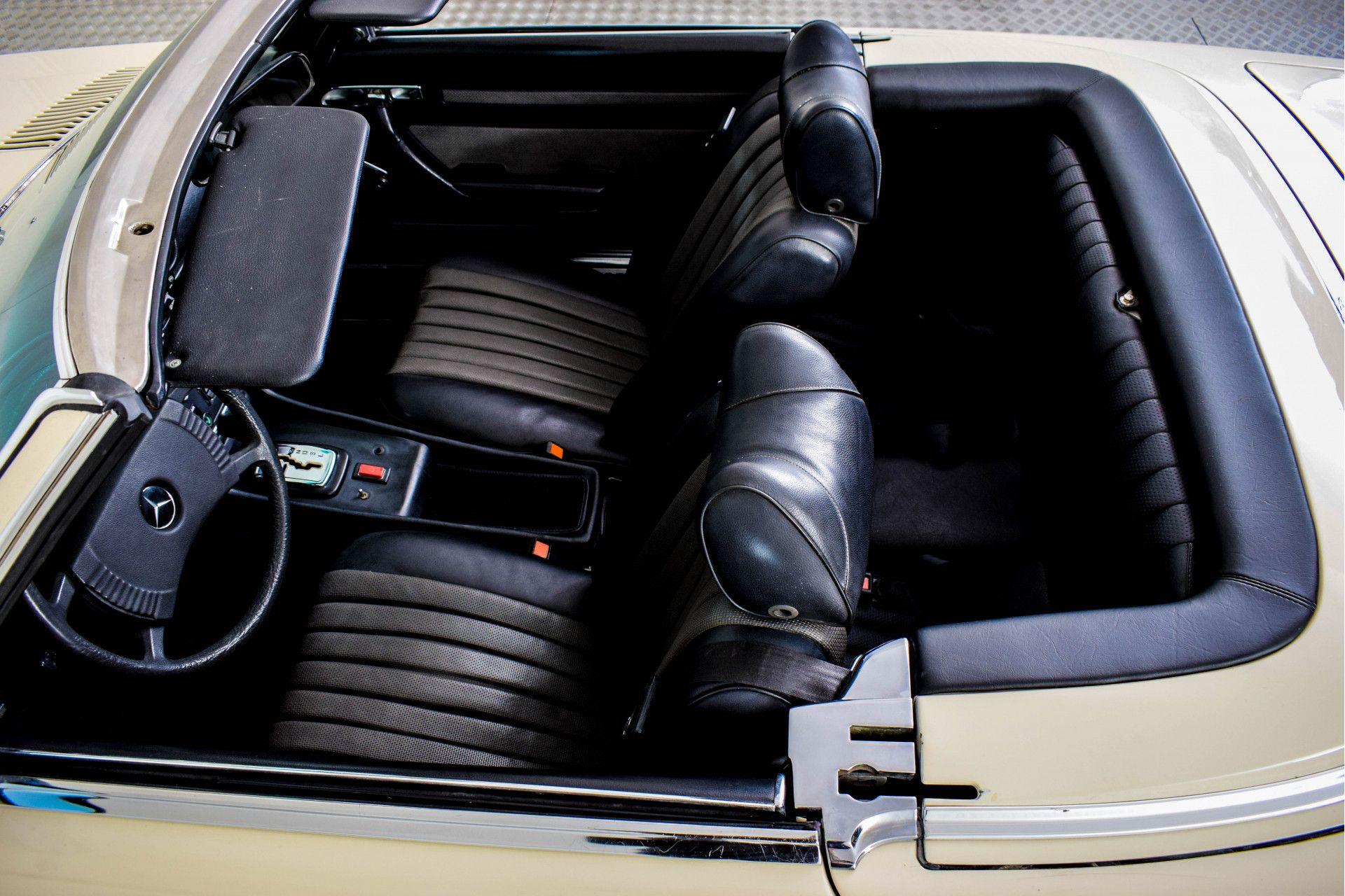 Mercedes-Benz SL-Klasse 350 SL roadster Foto 7