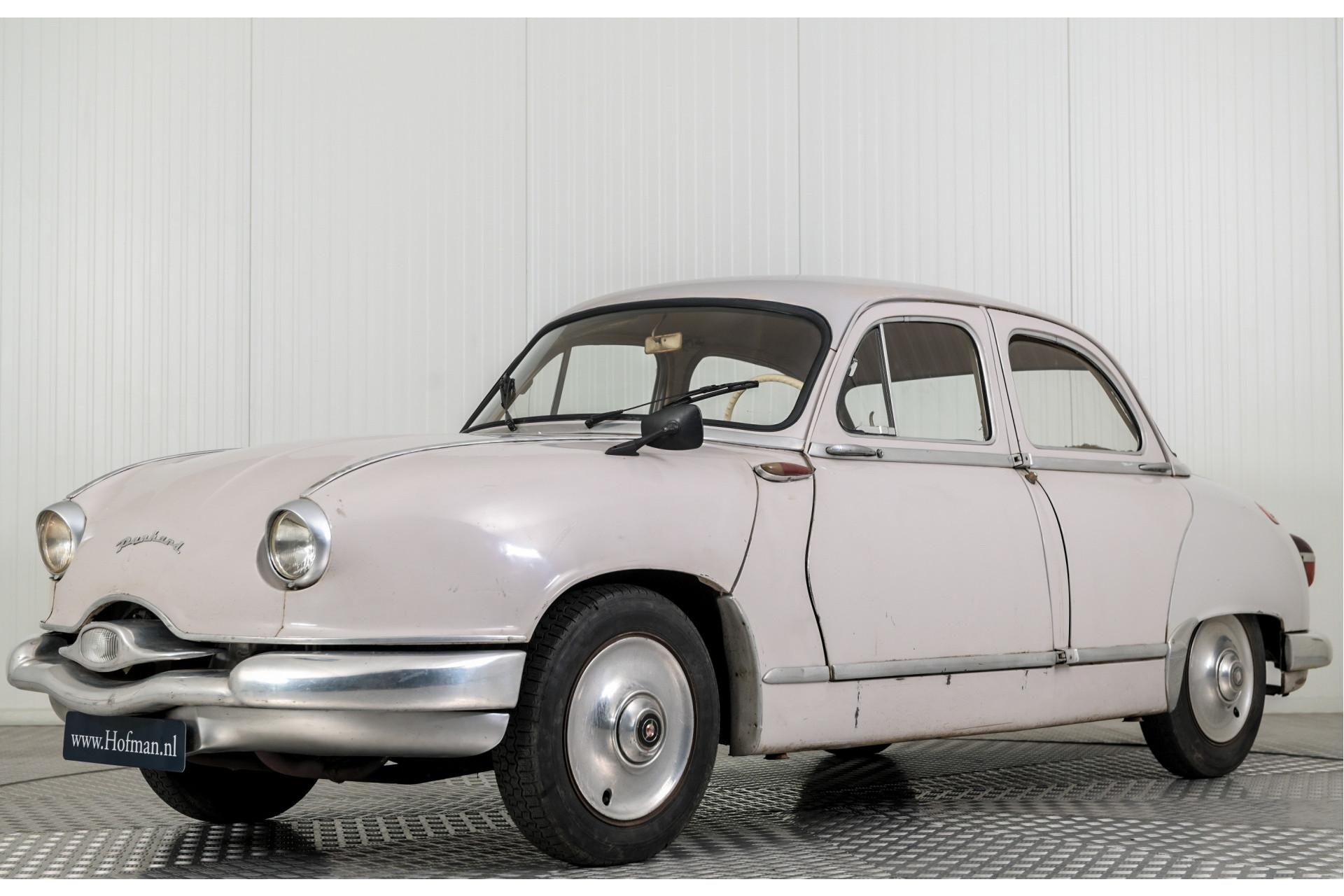 1959 パナール ダイナ Z Z 16