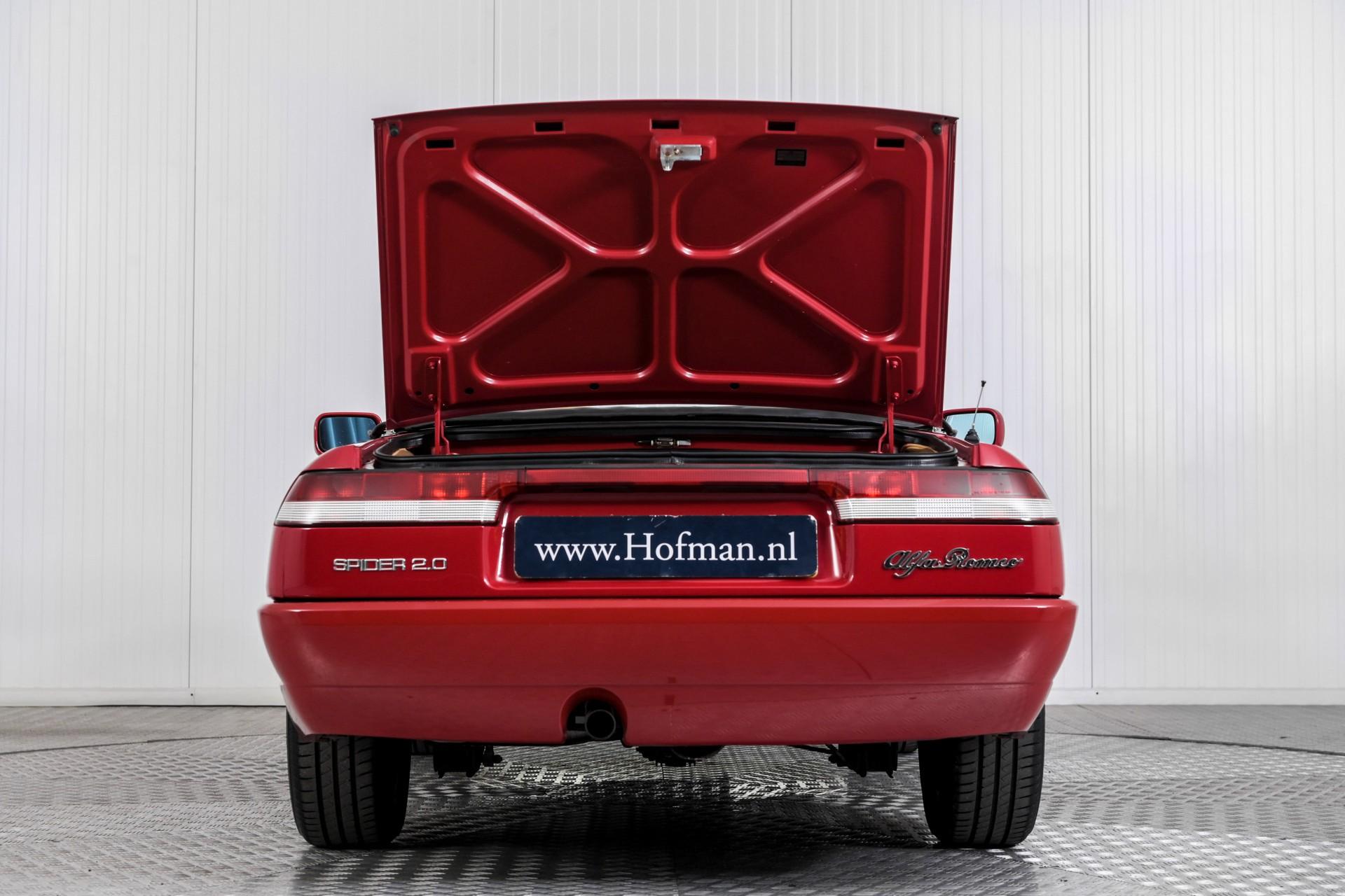 Alfa Romeo Spider 2.0i Serie 4 Foto 14