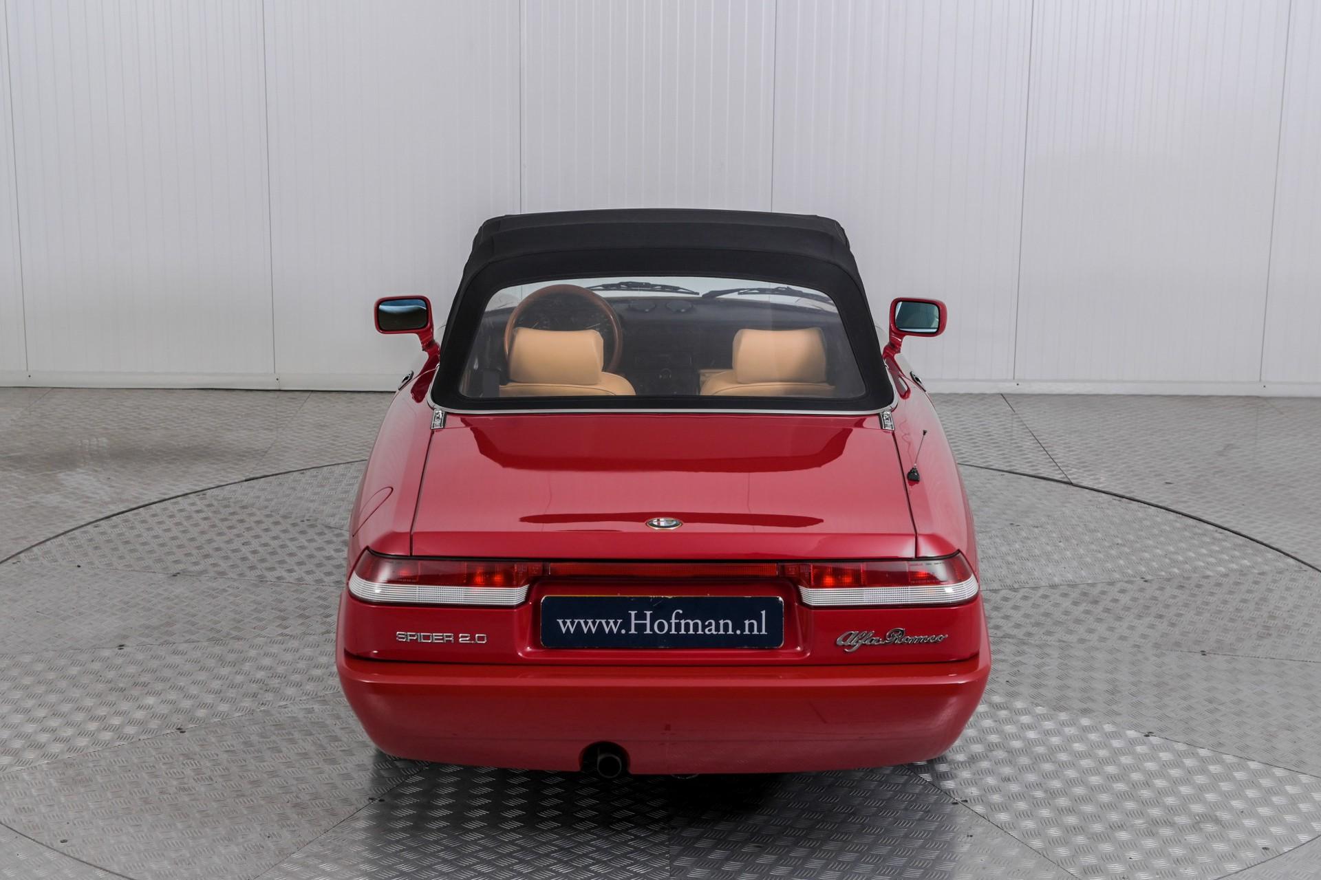 Alfa Romeo Spider 2.0i Serie 4 Foto 41