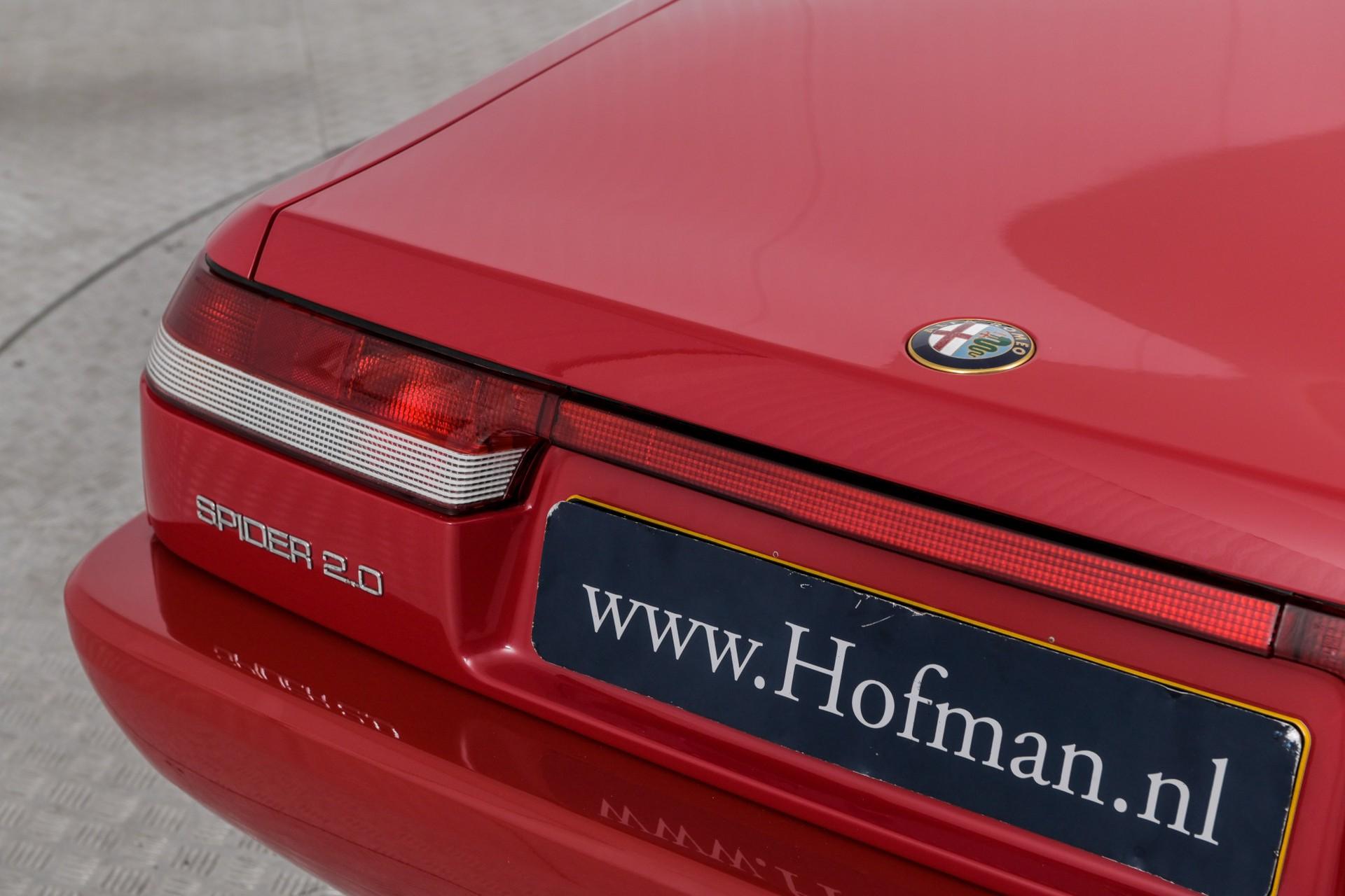 Alfa Romeo Spider 2.0i Serie 4 Foto 47