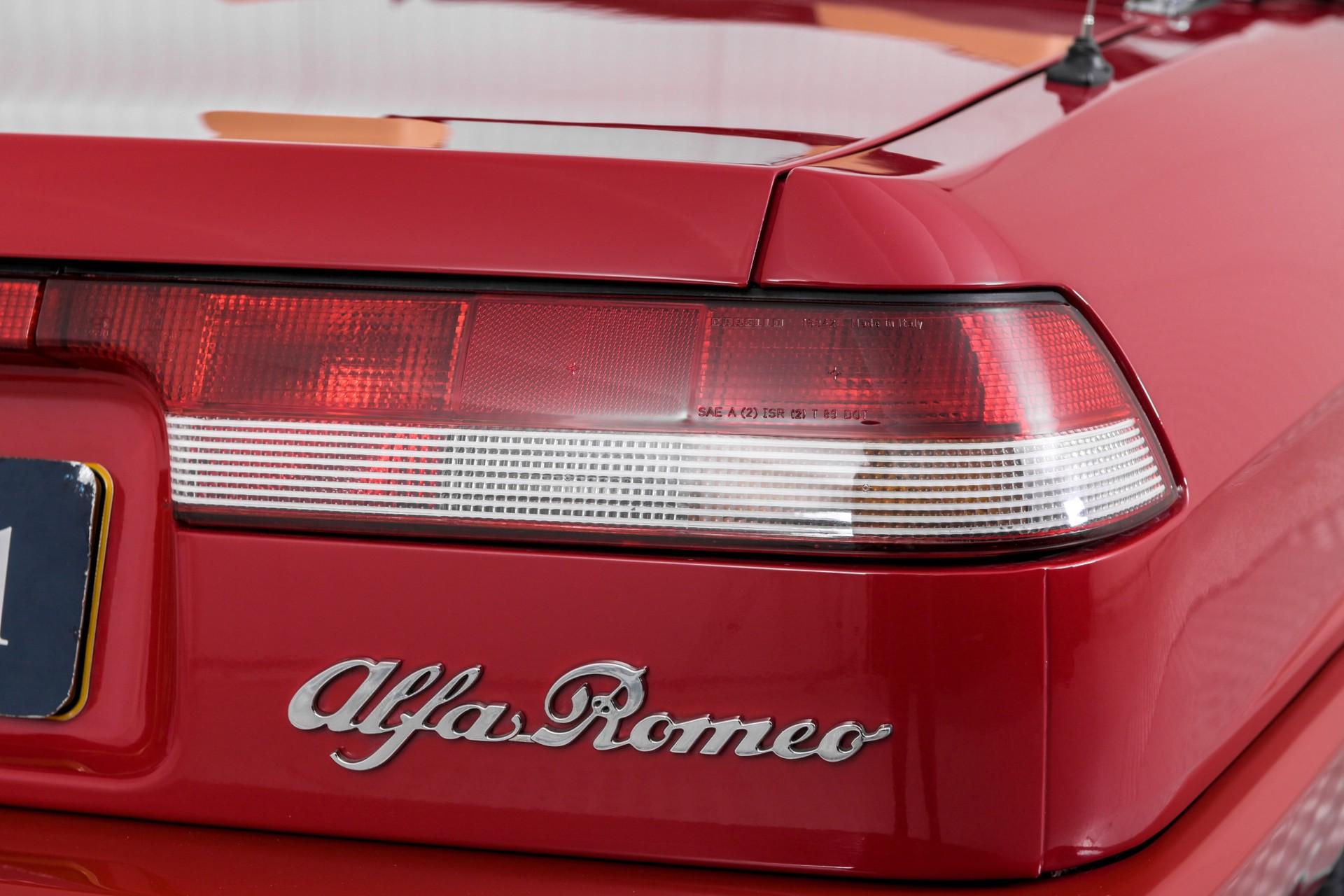 Alfa Romeo Spider 2.0i Serie 4 Foto 49