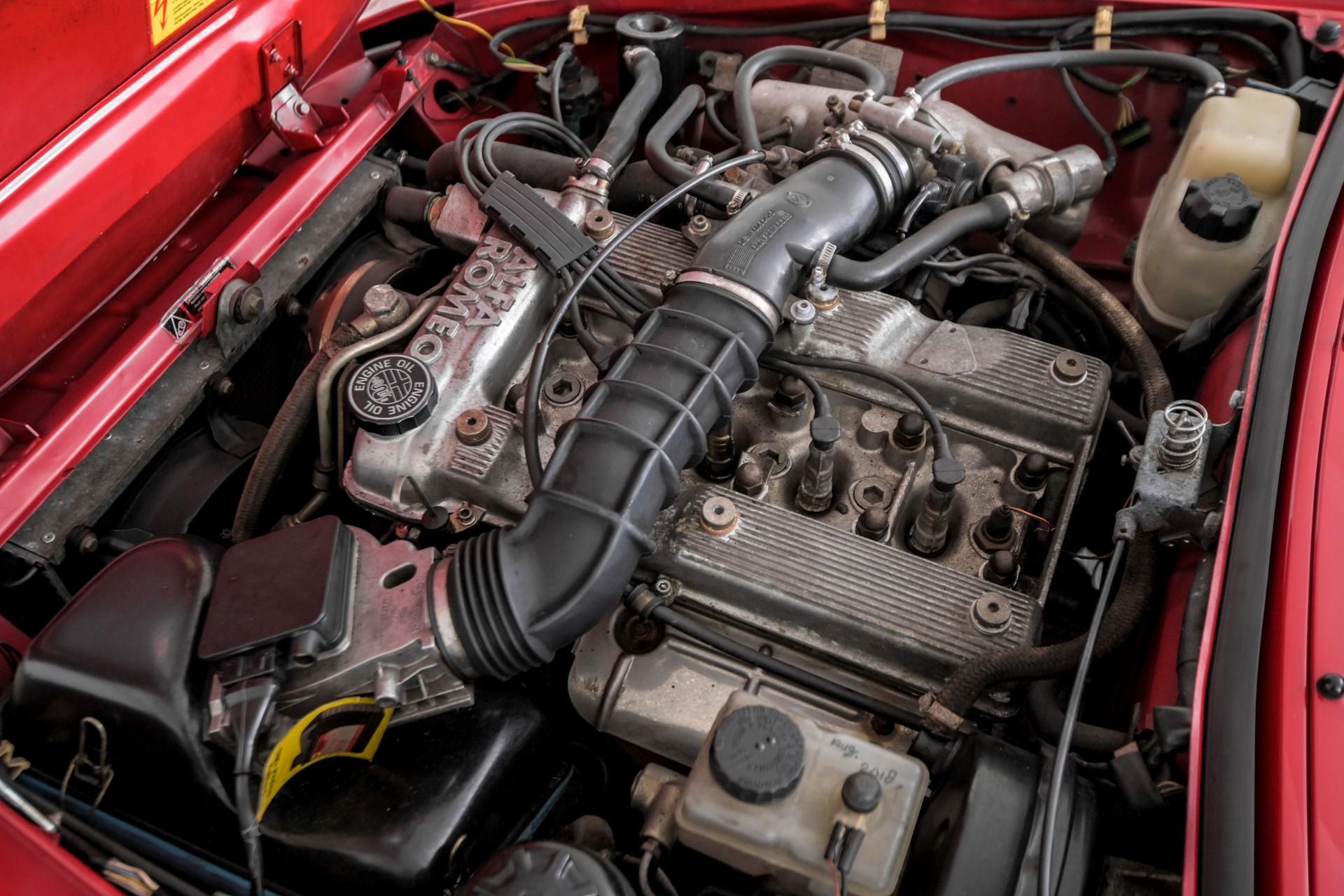 Alfa Romeo Spider 2.0i Serie 4 Foto 55