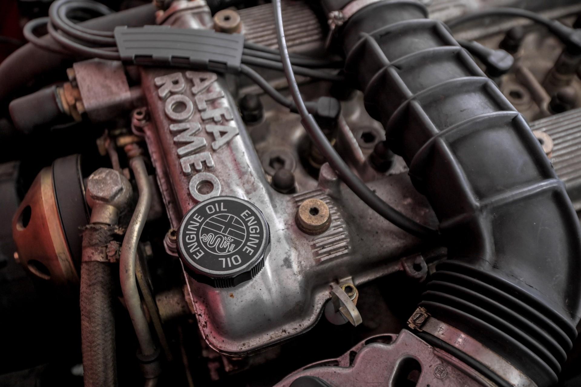 Alfa Romeo Spider 2.0i Serie 4 Foto 56