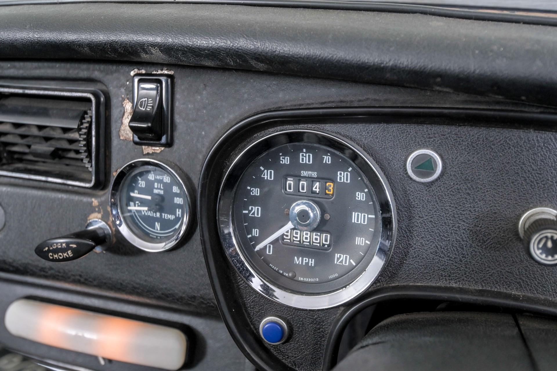 MG B MGB overdrive 1.8 Roadster Foto 15