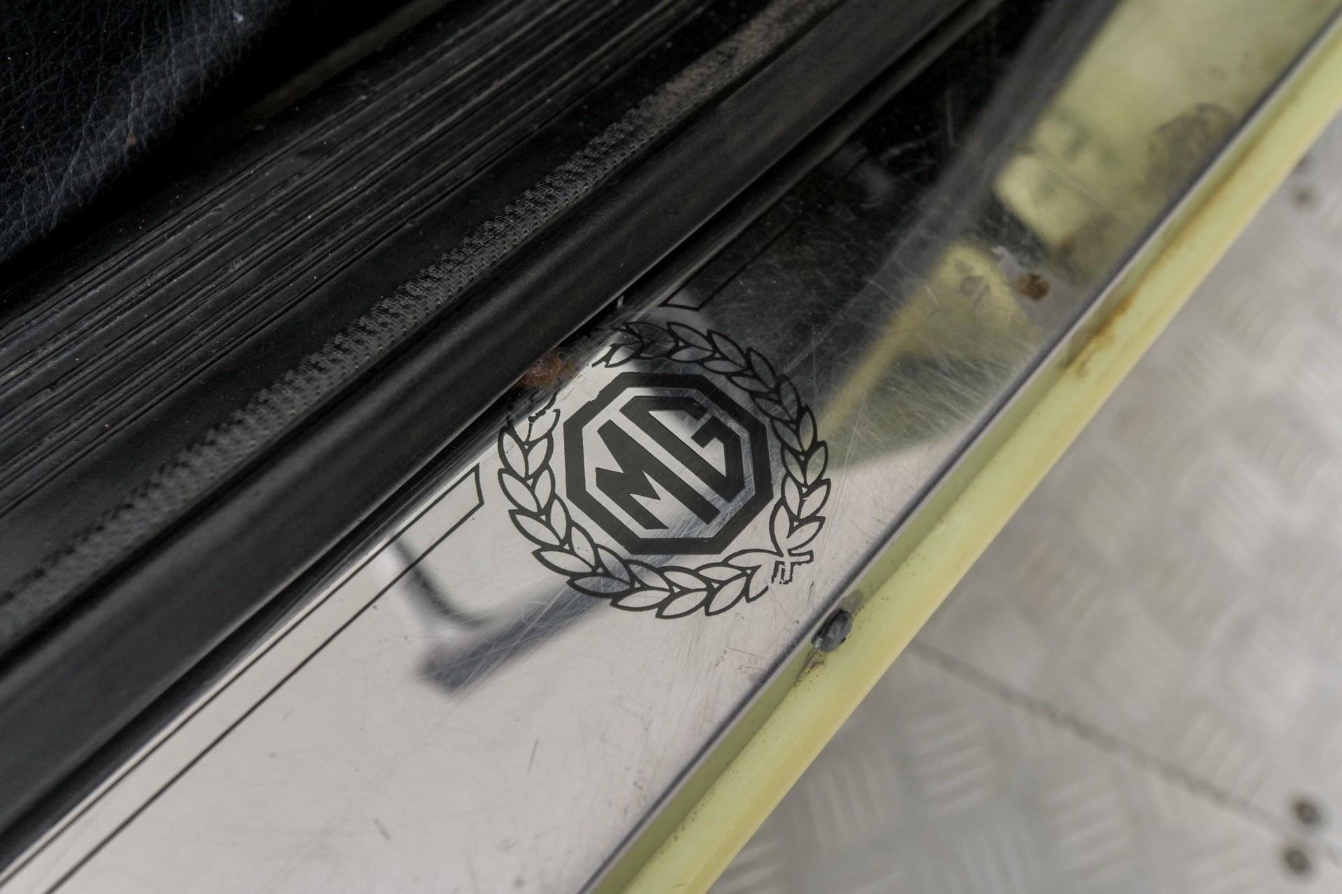 MG B MGB overdrive 1.8 Roadster Foto 19