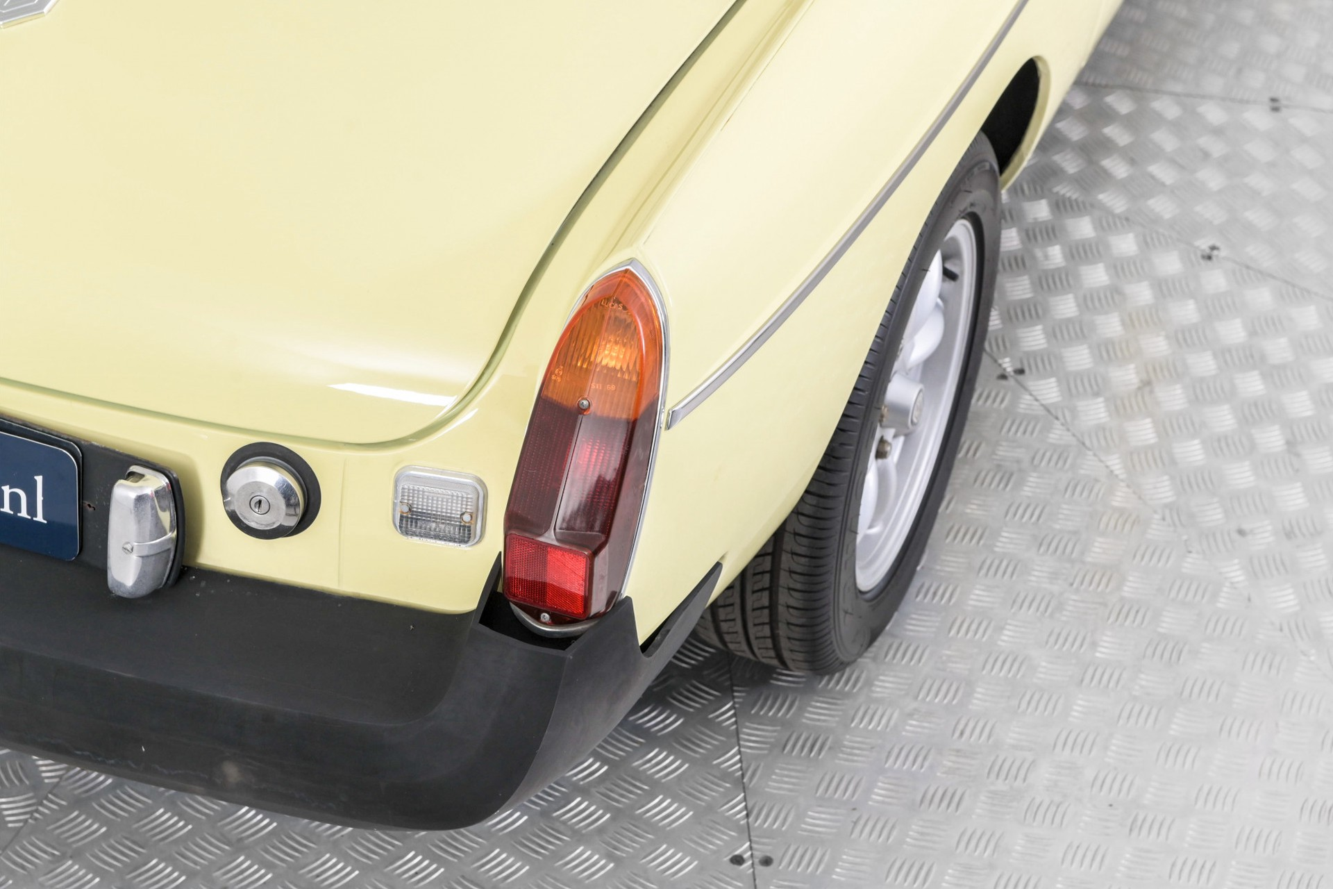 MG B MGB overdrive 1.8 Roadster Foto 31