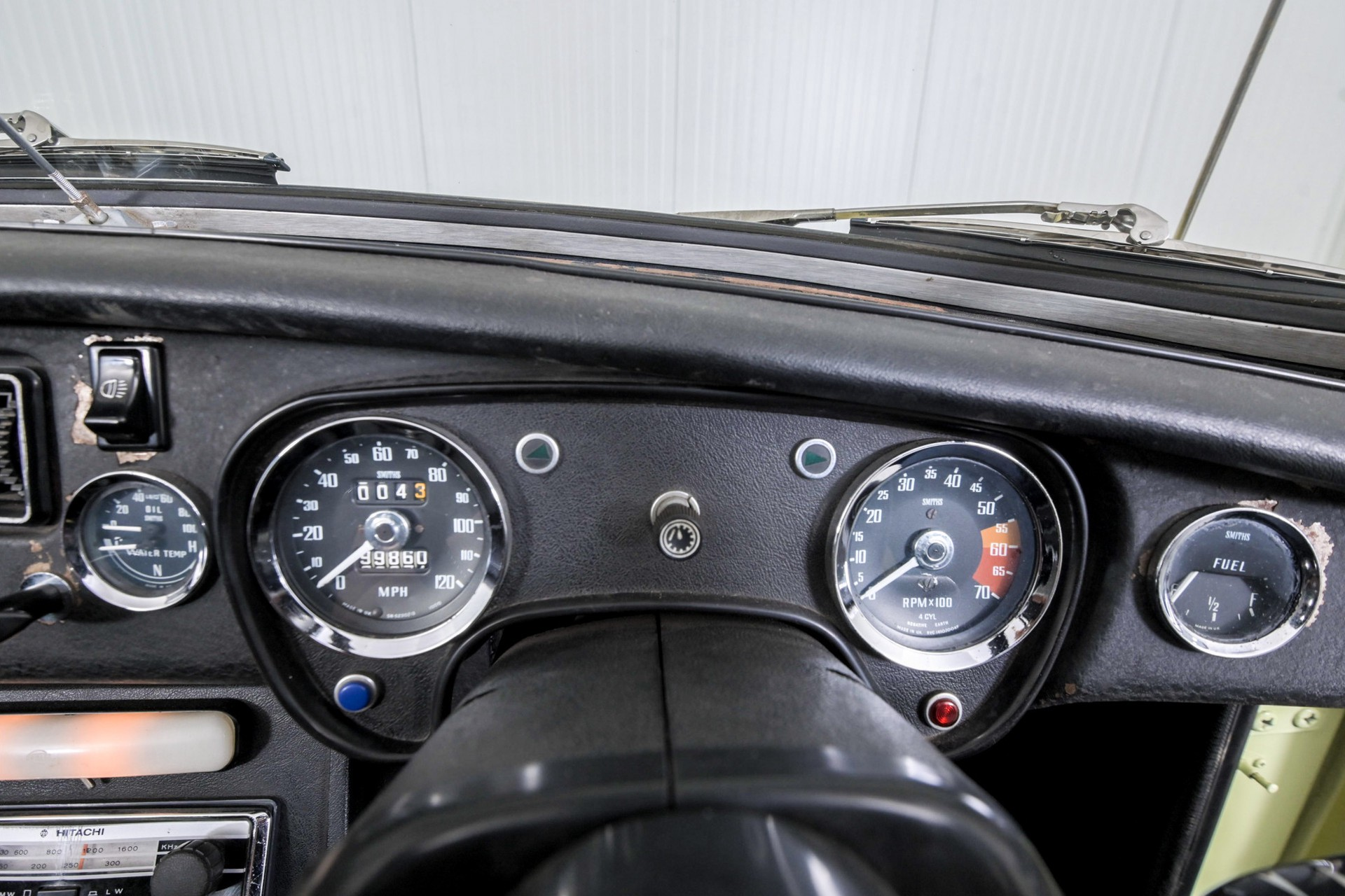 MG B MGB overdrive 1.8 Roadster Foto 42