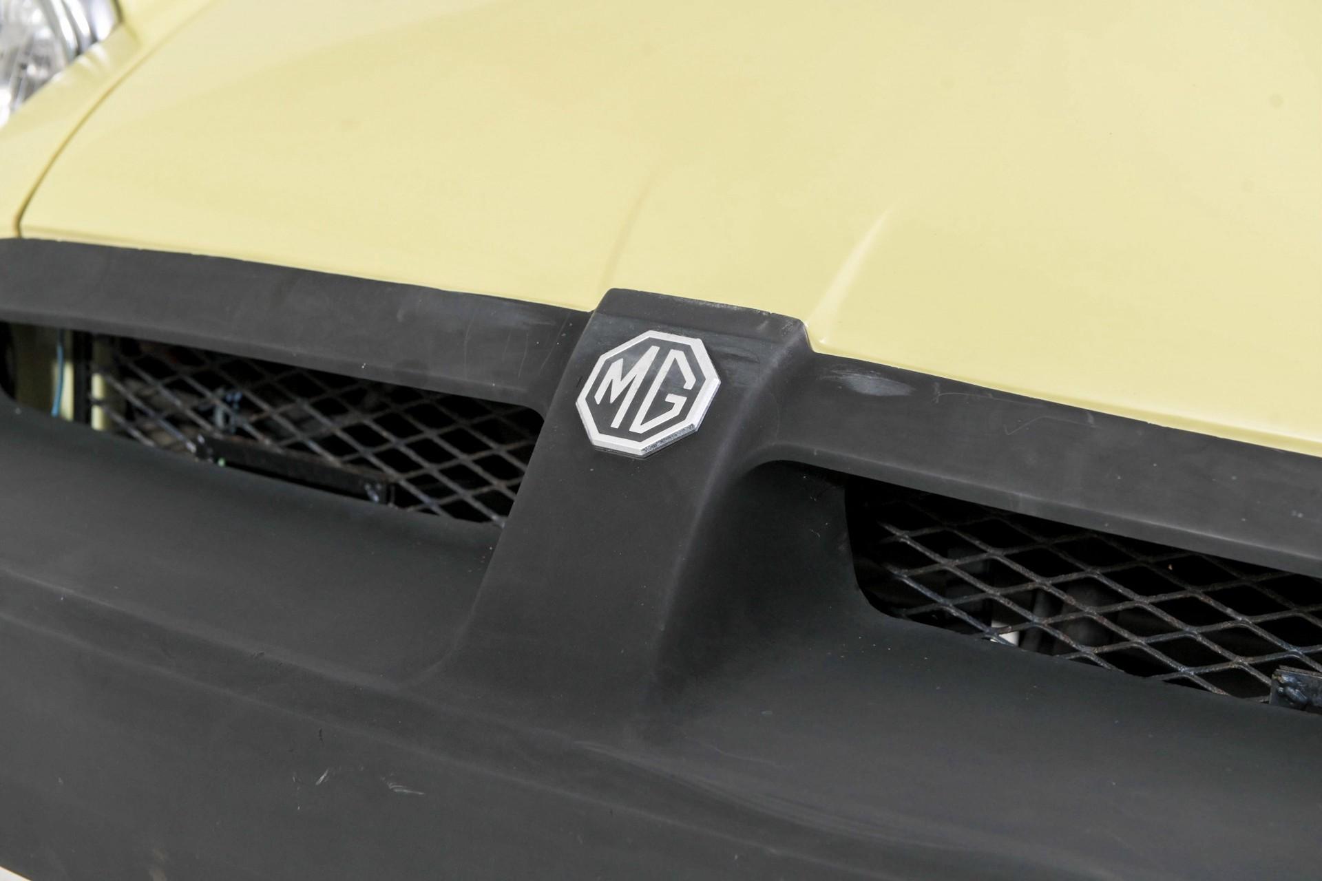 MG B MGB overdrive 1.8 Roadster Foto 50